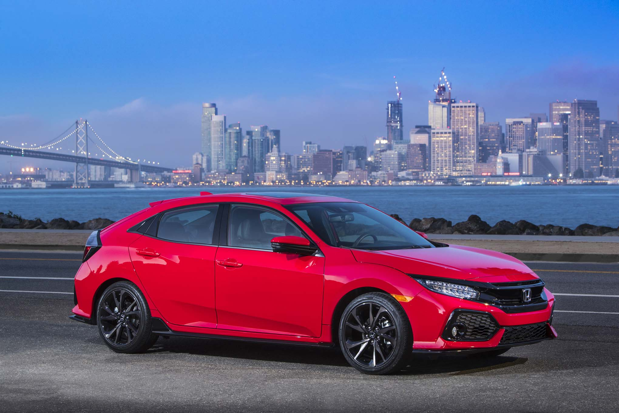 2017 All Stars Contender Honda Civic Hatchback Sport Automobile