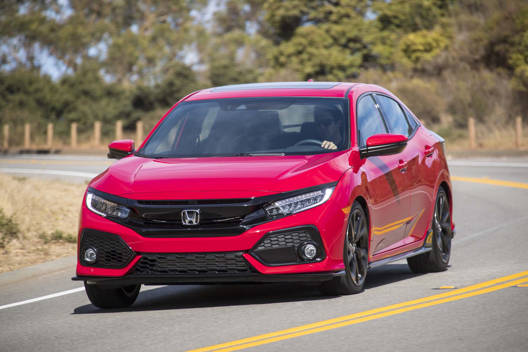 A Few Minutes With The 2018 Honda Civic Type Rs Lead Exterior