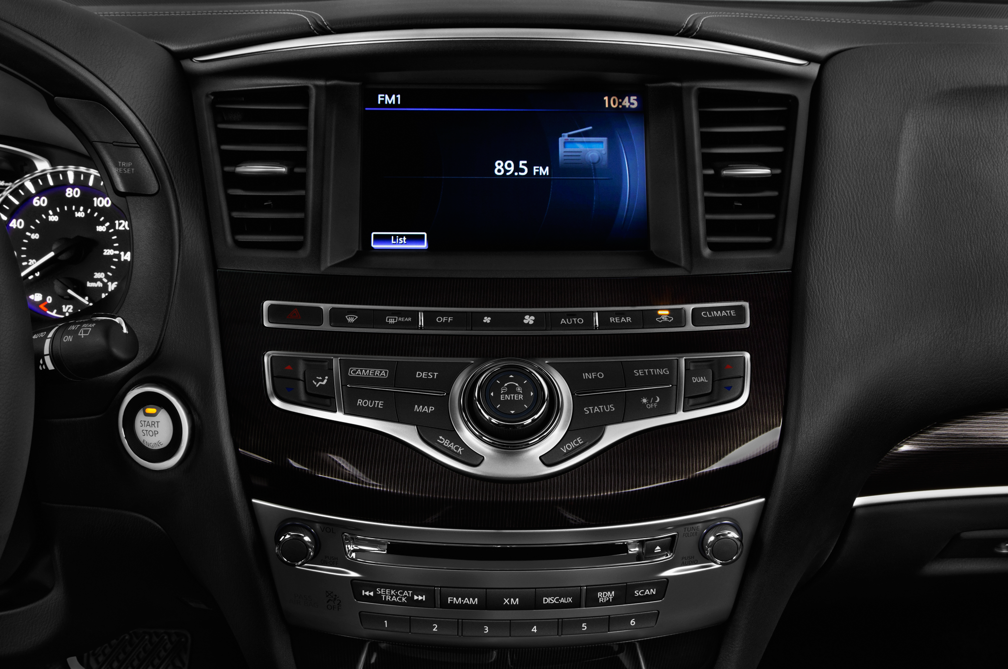 2017 Infiniti Qx60 Receives Extra 30 Hp Priced At 44095 2014 Ford Focus Stereo Upgrade 46 51