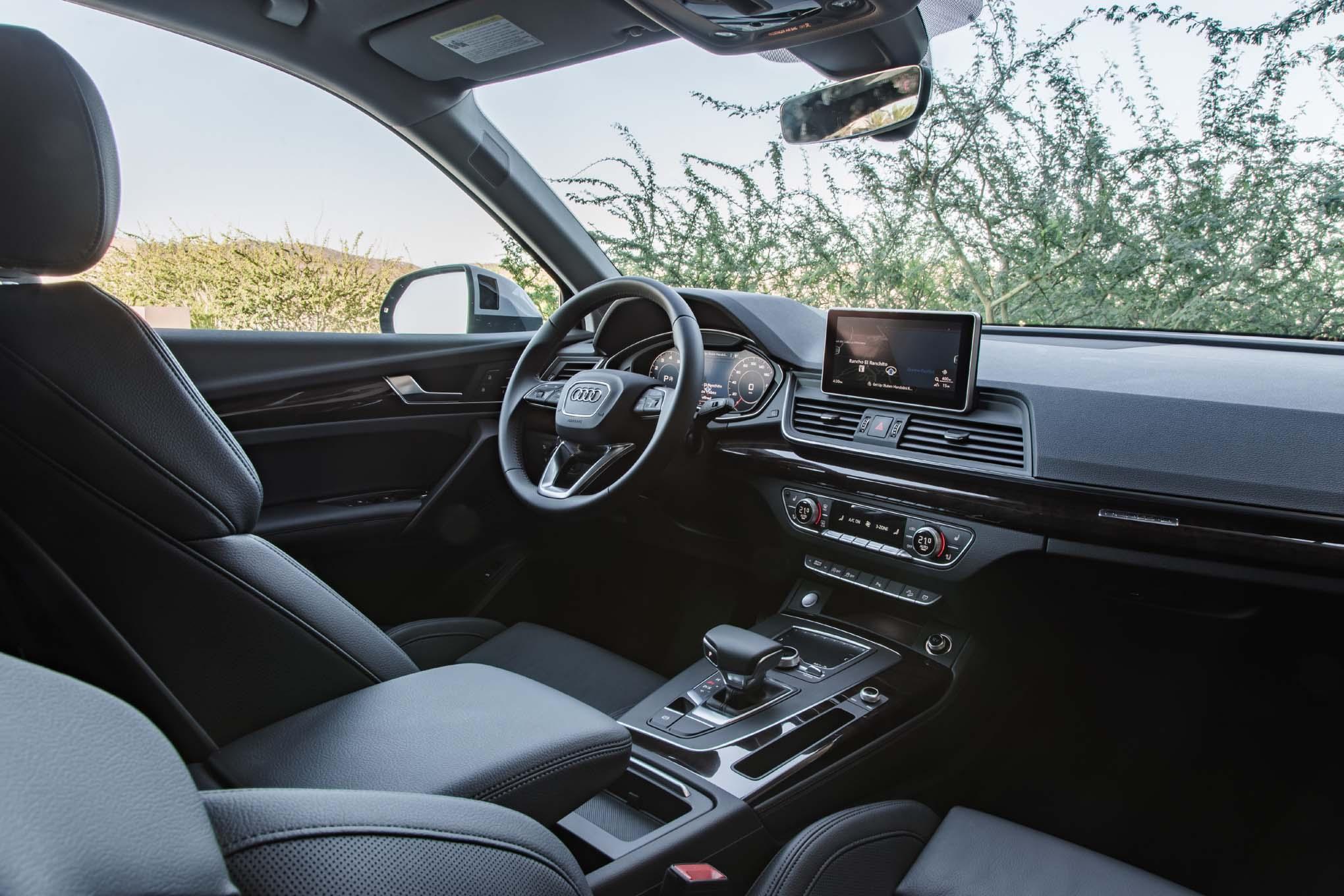 2018 Audi Q5 Premium Plus Motavera Com