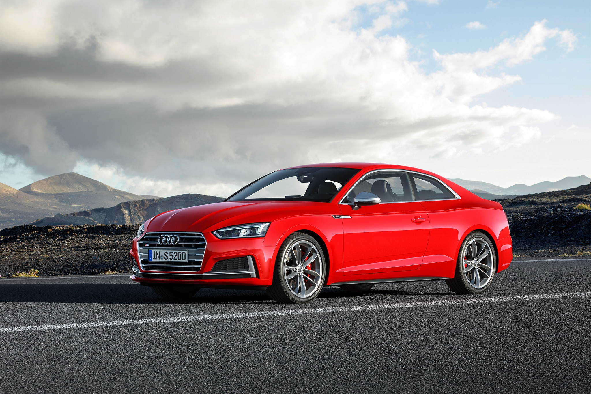 2018 Audi S5 Coupe First Drive Review Automobile Magazine