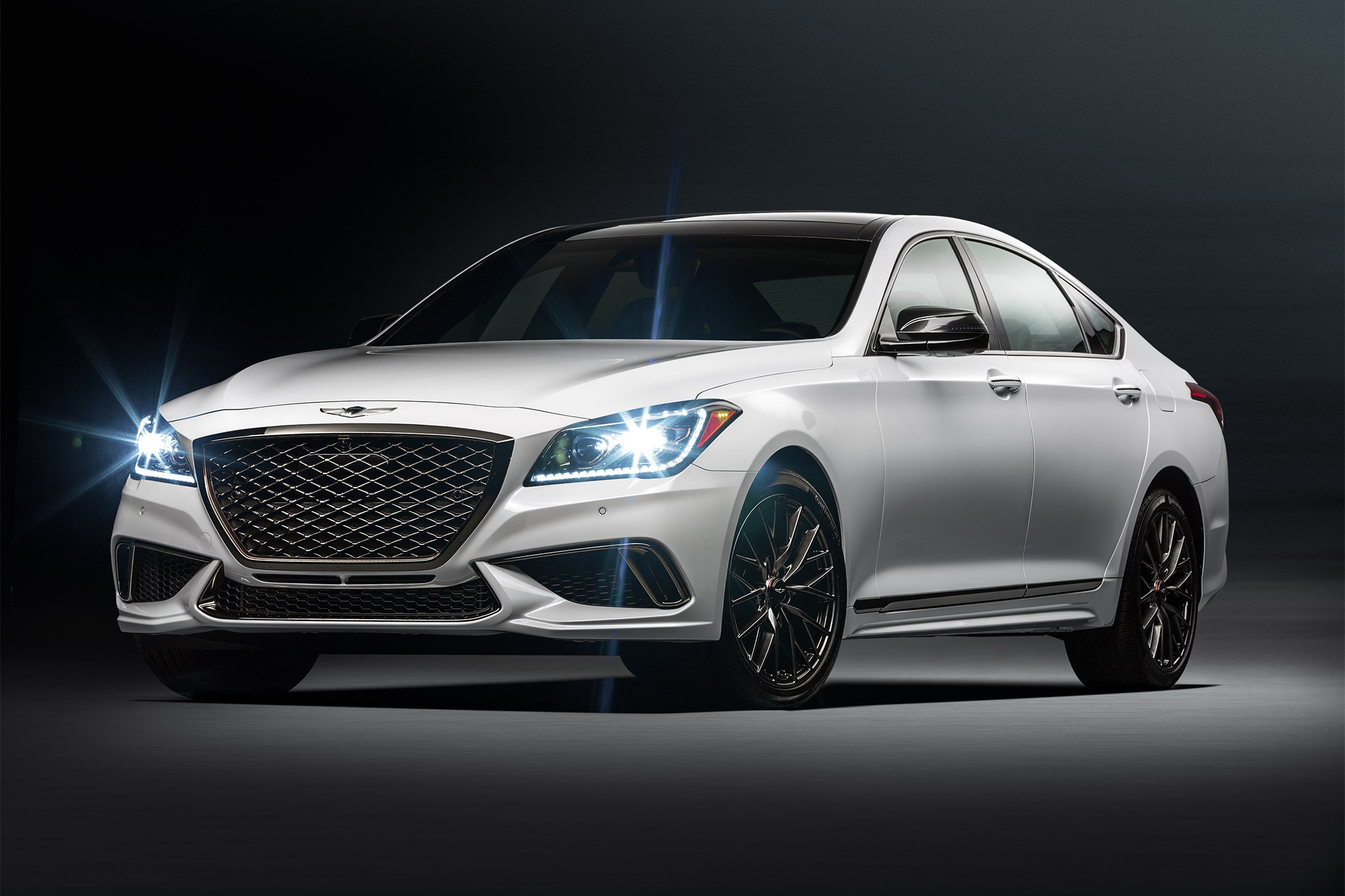 2018 Genesis G80 Starts At 42 725 3 3t Sport Priced From 56 225