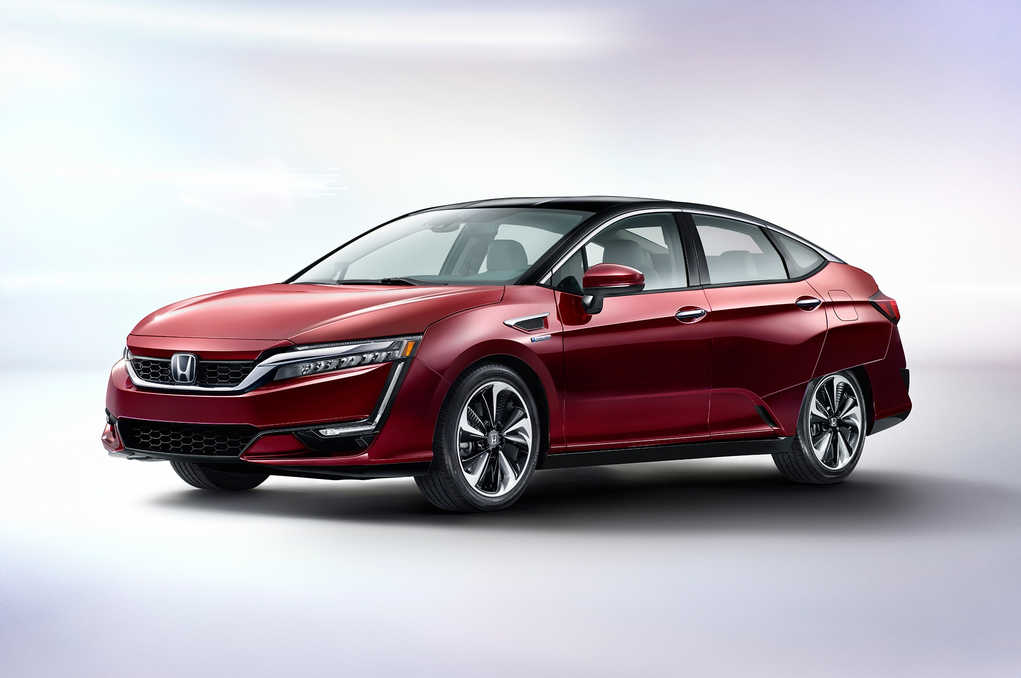 first drive 2017 honda clarity fuel cell automobile. Black Bedroom Furniture Sets. Home Design Ideas