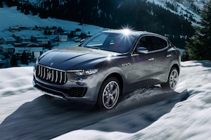 Research 2018                   MASERATI Levante pictures, prices and reviews