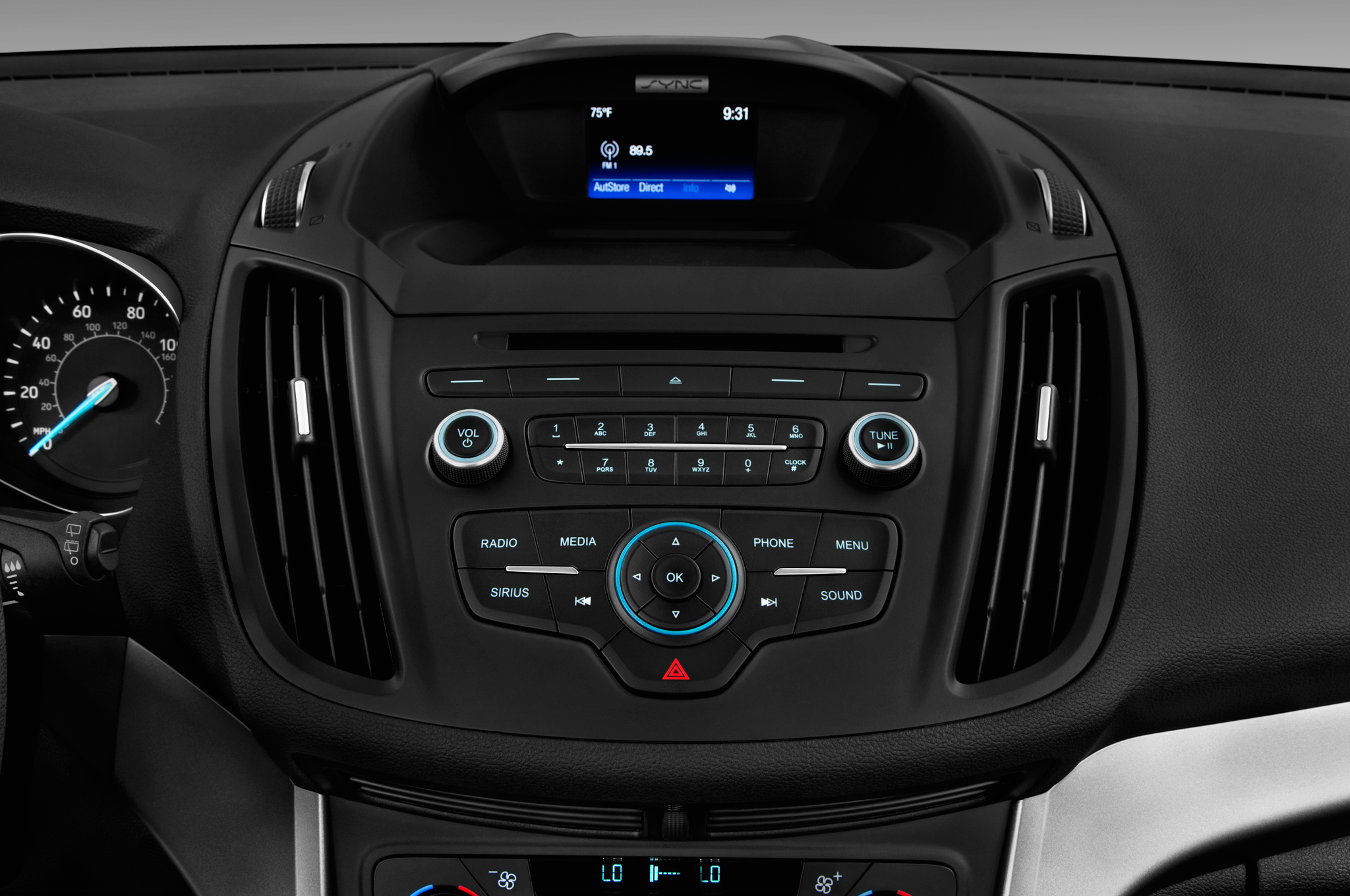 New Ford Sync Connect Smartphone App Launches on 2017 Ford Escape