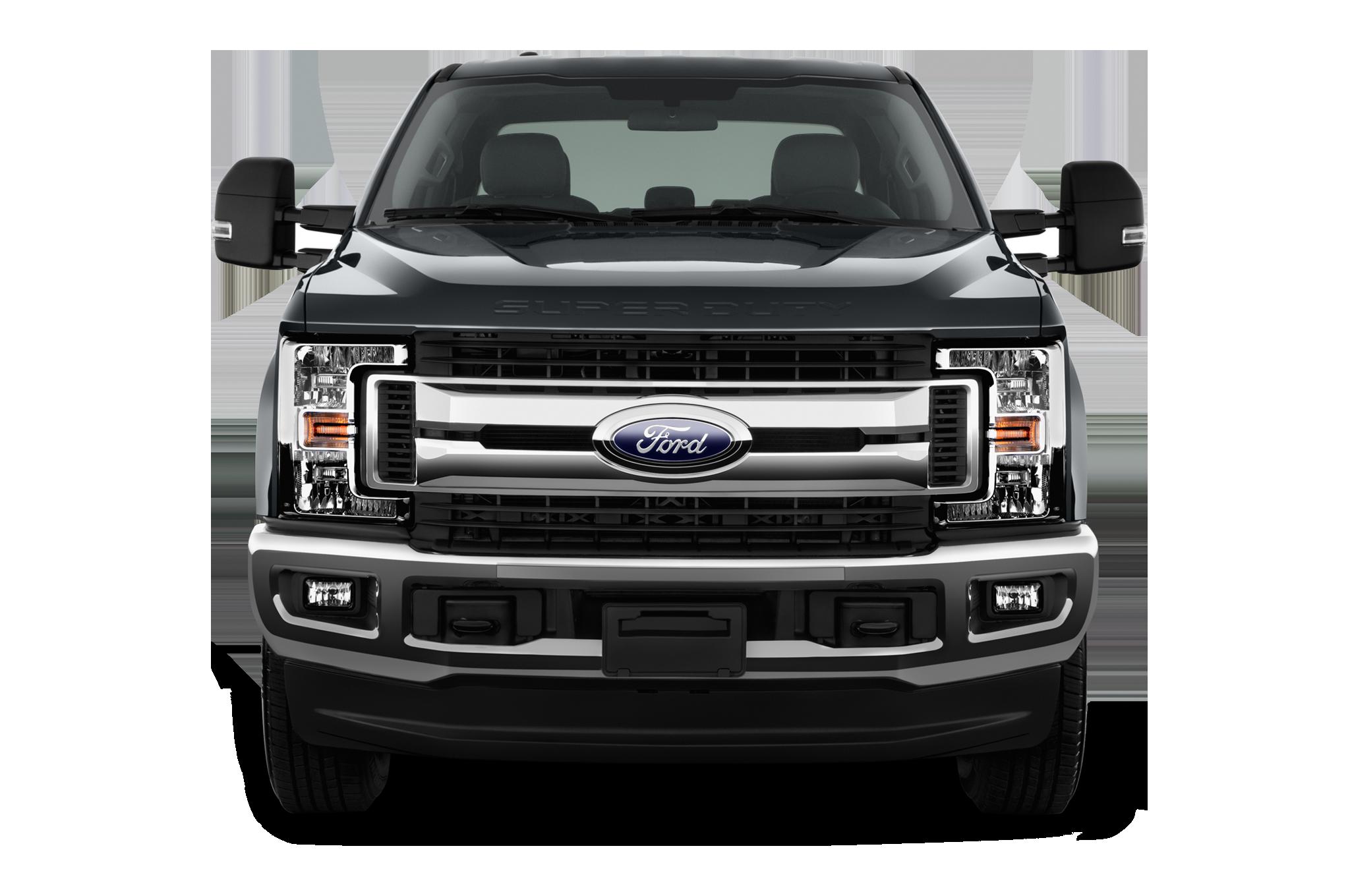 ford duty super truck pick