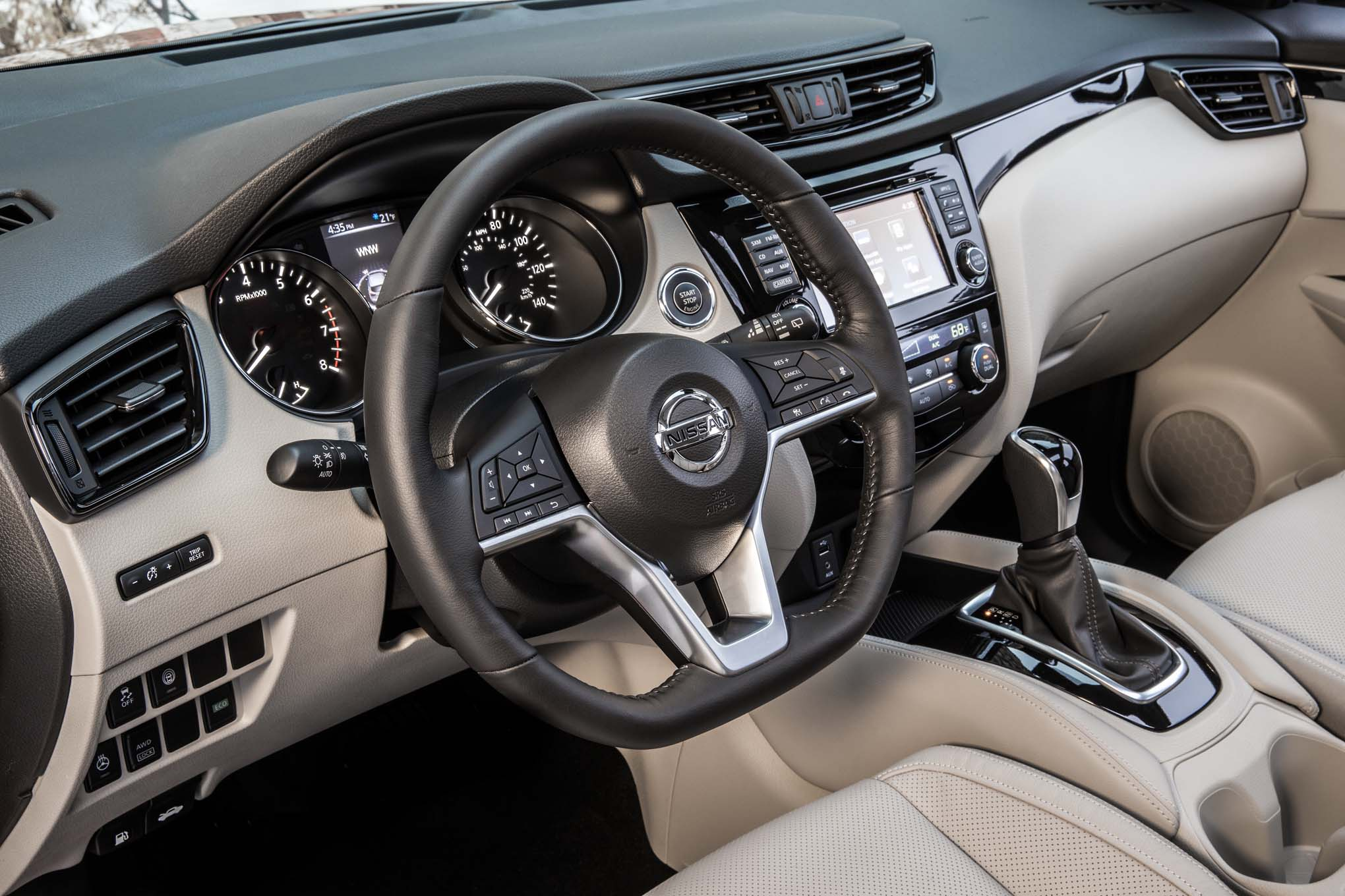 2017 Nissan Rogue Sport First Drive Review Automobile Magazine