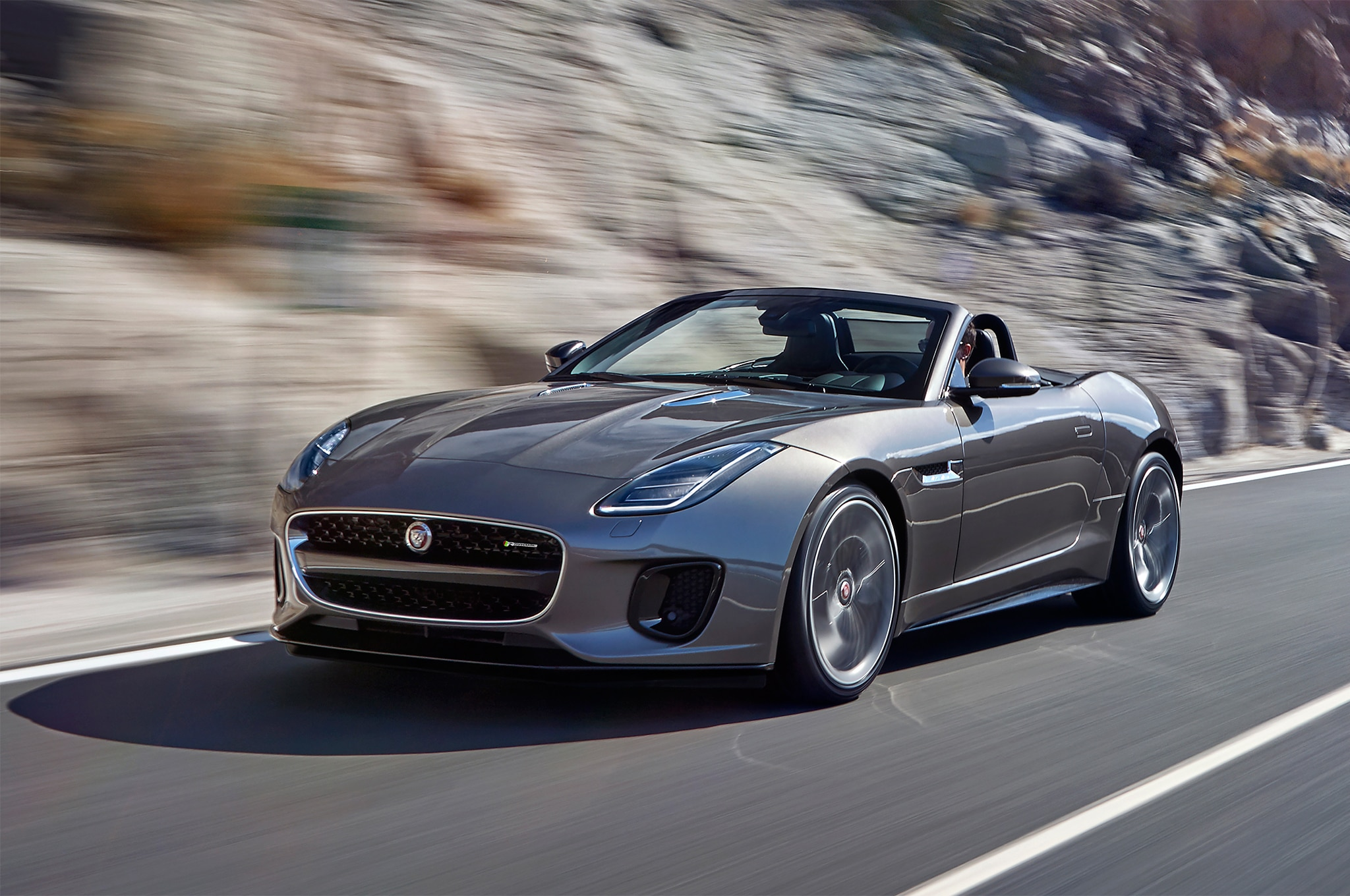 Seven Things You Need To Know About The 2018 Jaguar F Type