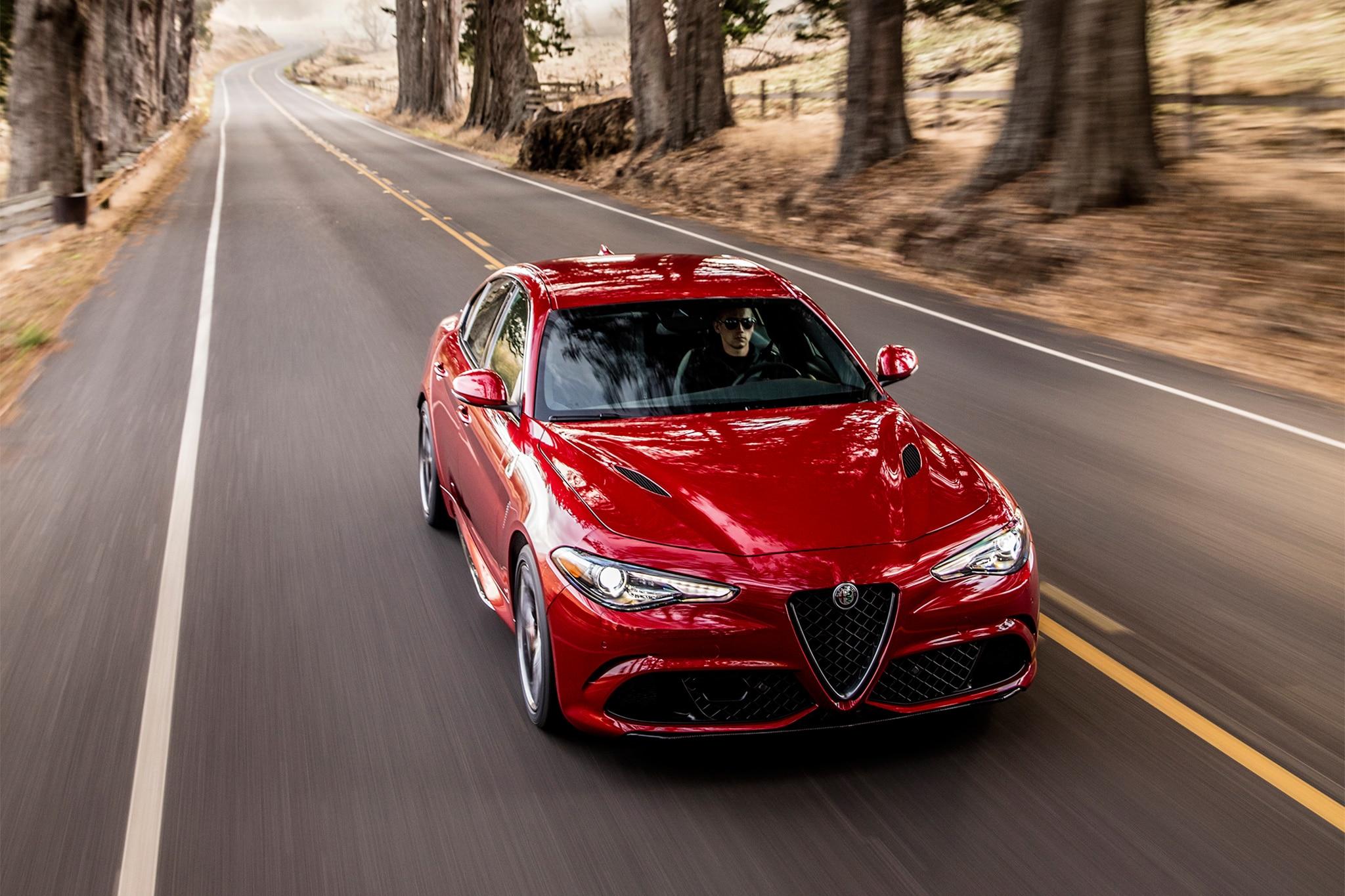 2017 Alfa Romeo Giulia Quadrifoglio One Week Review ...