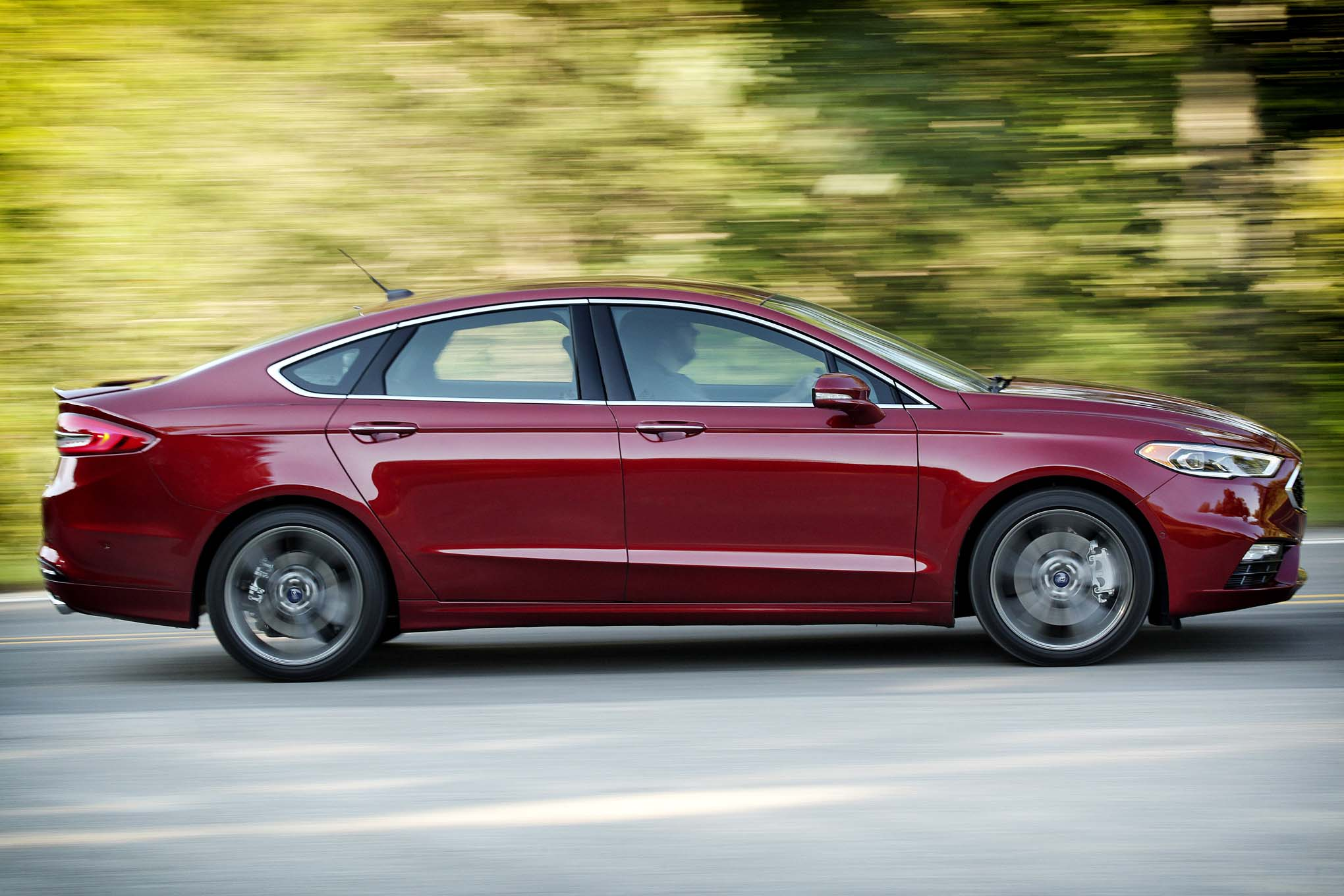 Ford Fusion 2017 Sport >> 2017 Ford Fusion Review