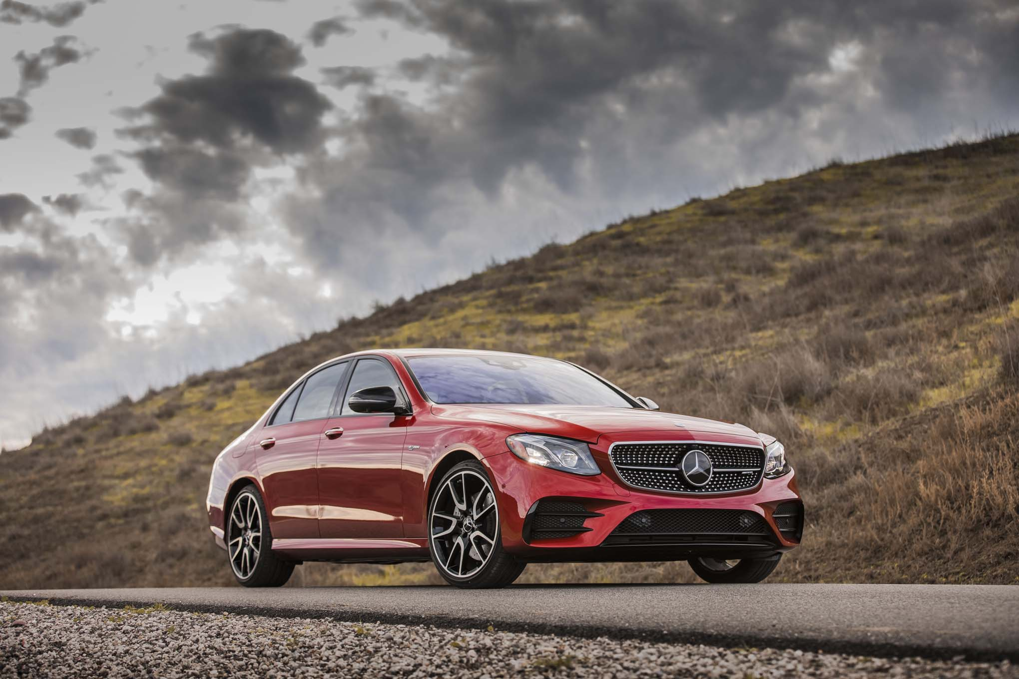 2017 Mercedes Amg E43 Sedan First Drive And Review Automobile Magazine