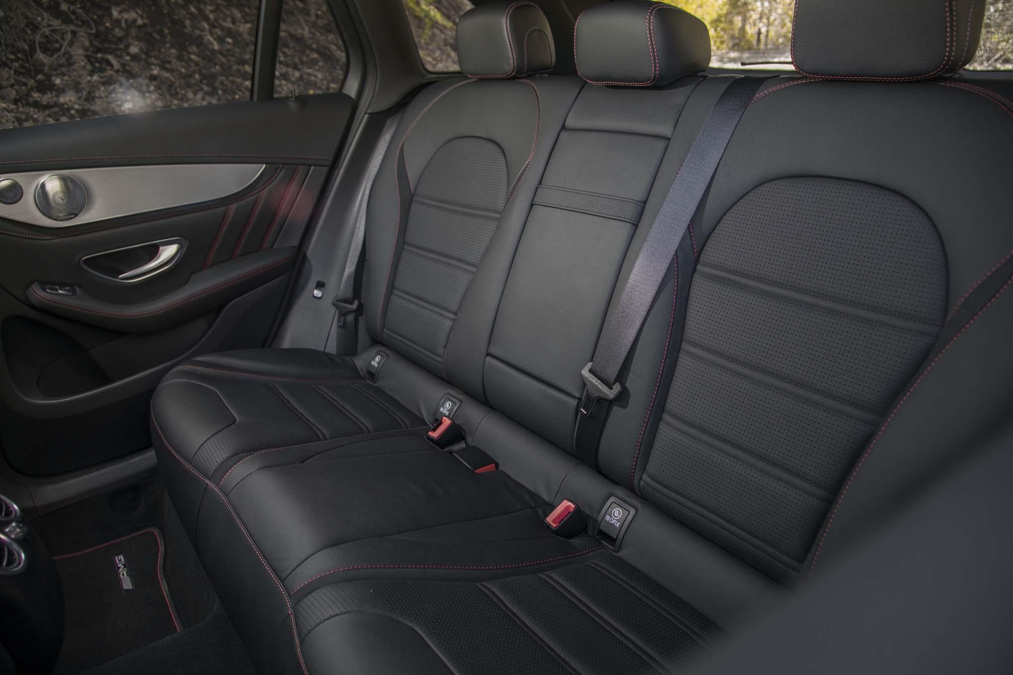 2017 Mercedes-AMG GLC43 Packs 362 Twin-Turbocharged ...