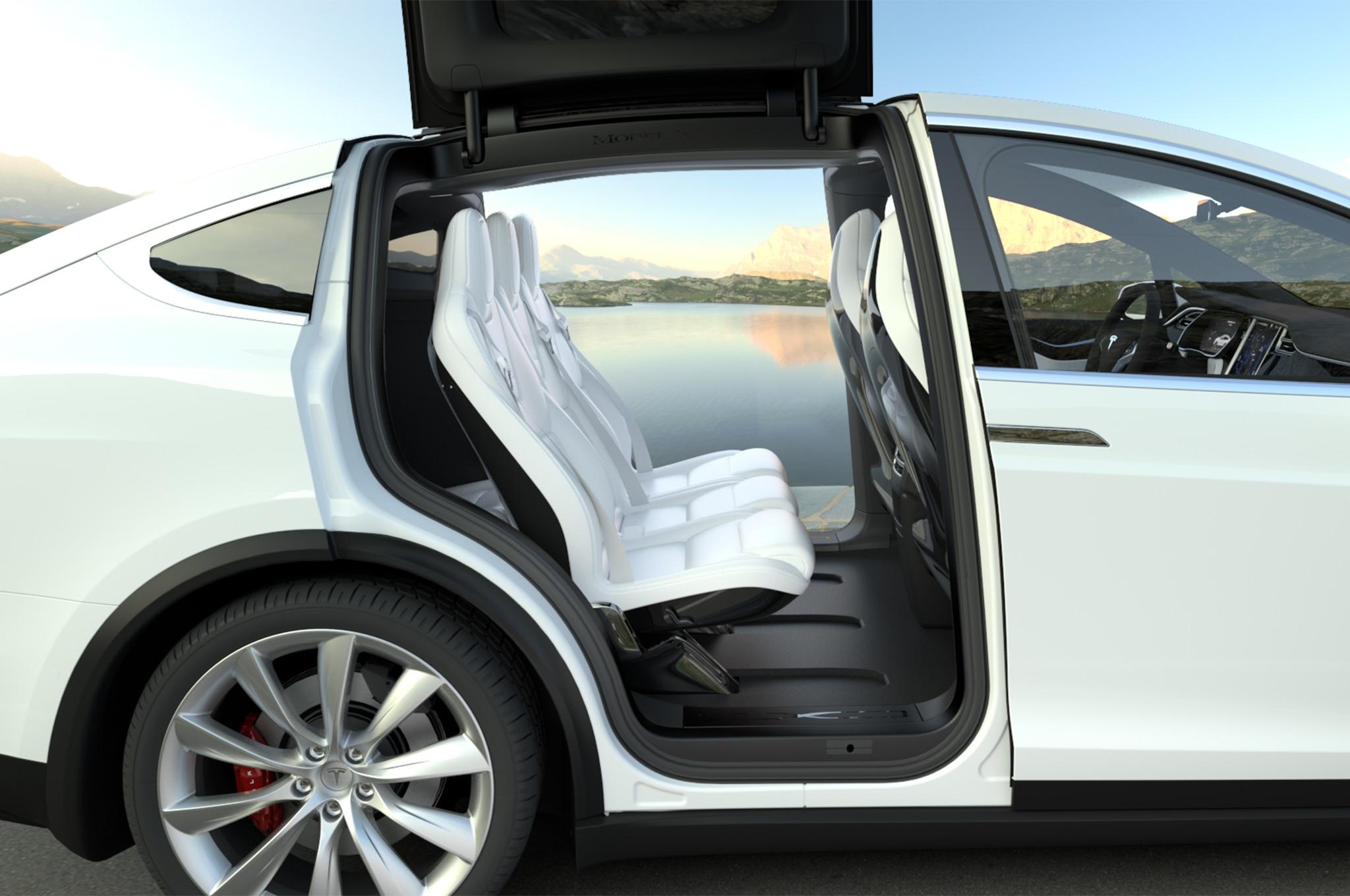Tesla Drops Starting Price Of Model X Automobile Magazine