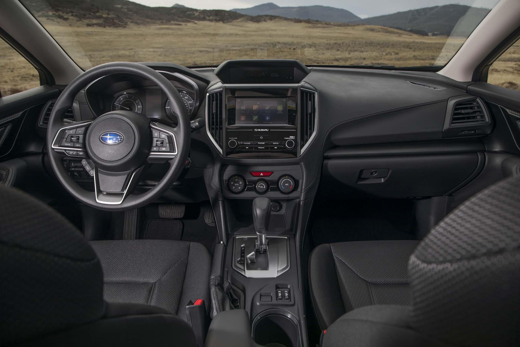 2017 Subaru Impreza Priced At 19 215