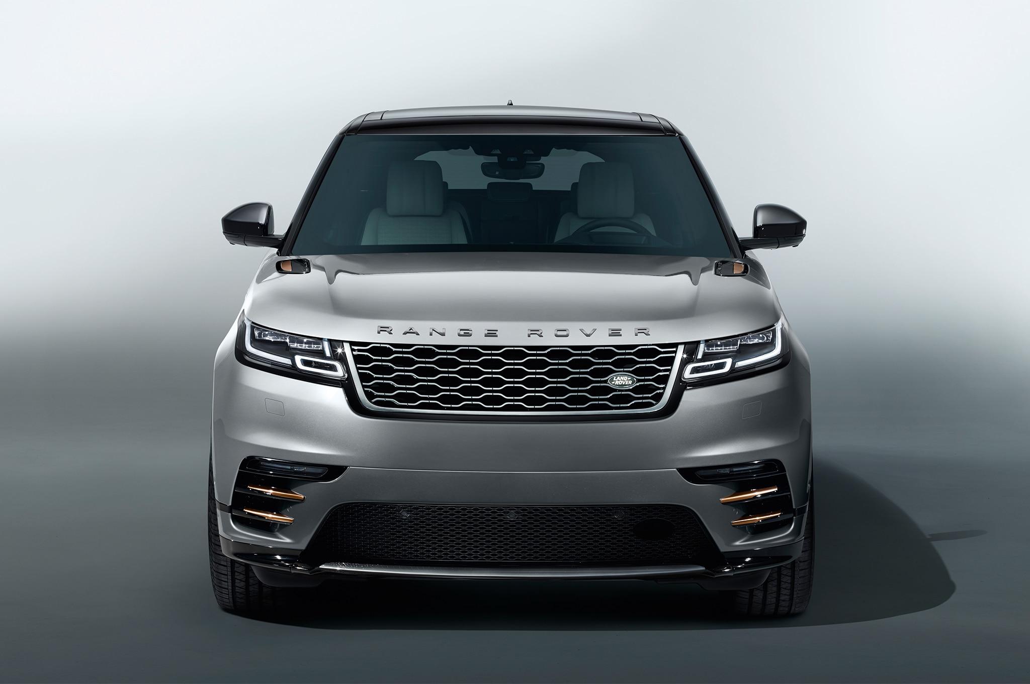 2018 Range Rover Velar Already Gets A Wide Body Kit By Lumma Design