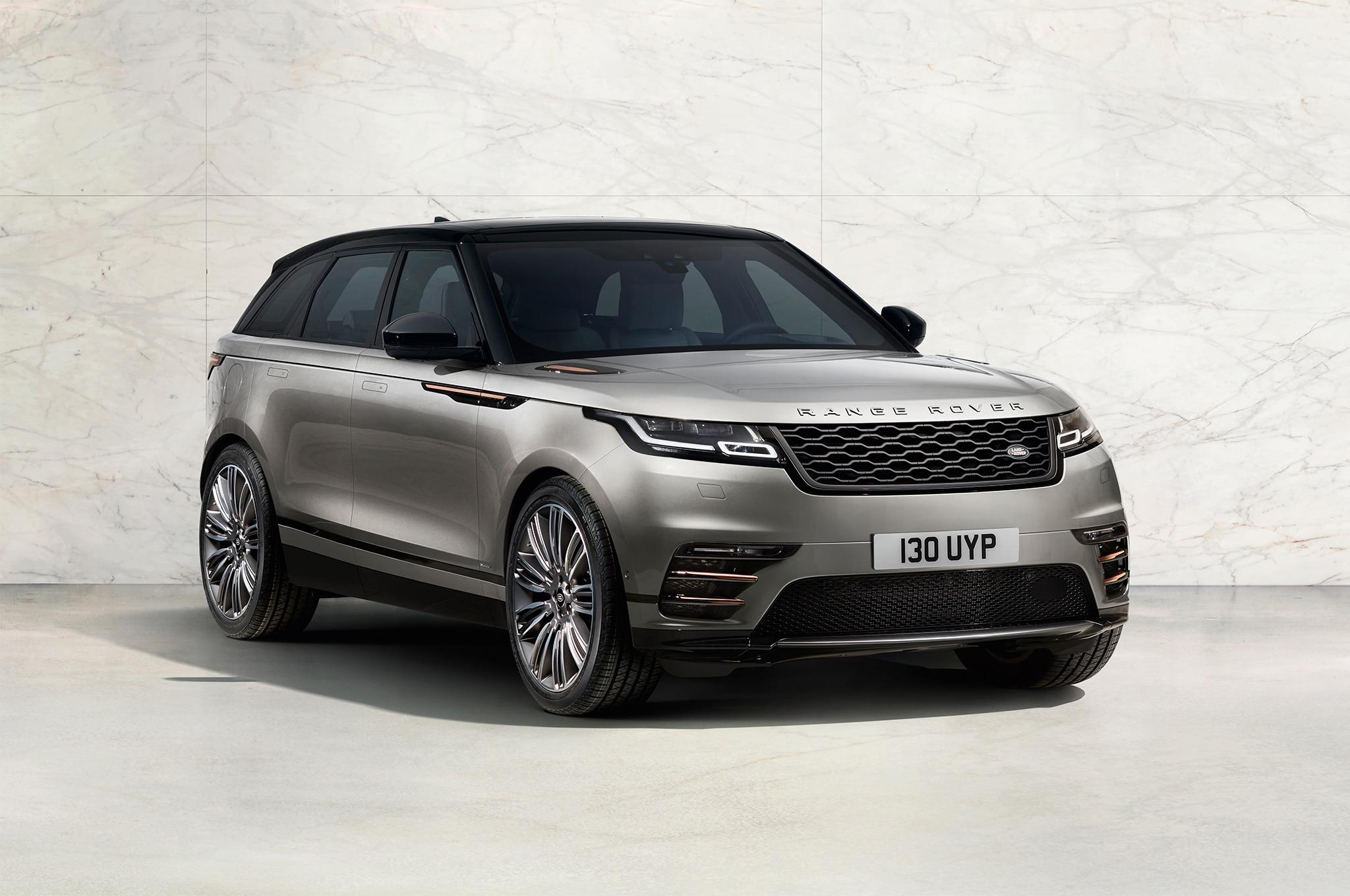 e Week With 2018 Land Rover Range Rover Velar S