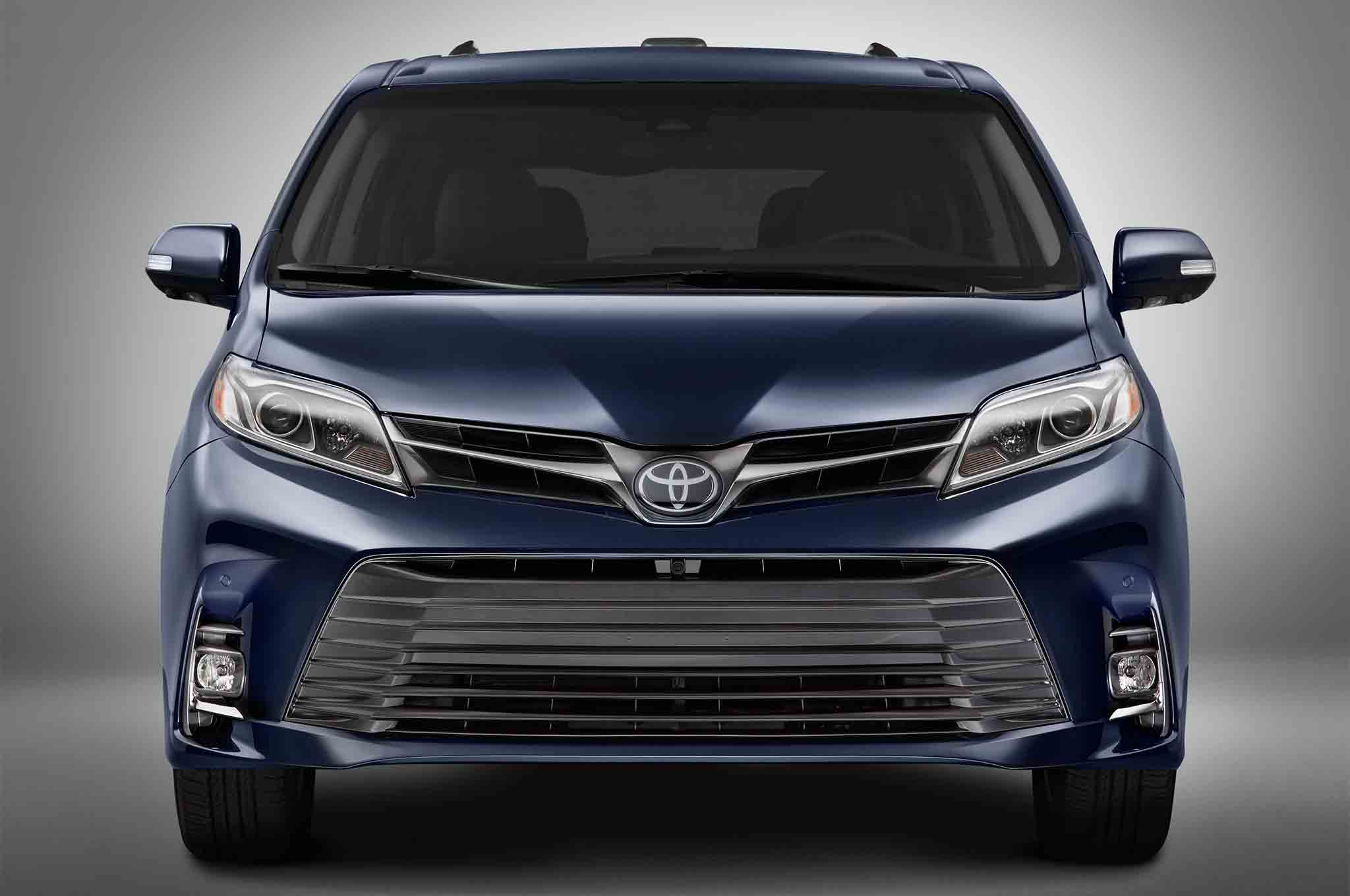 Toyota Sienna 2018 Hybrid >> 2018 Toyota Sienna Quick Take Review