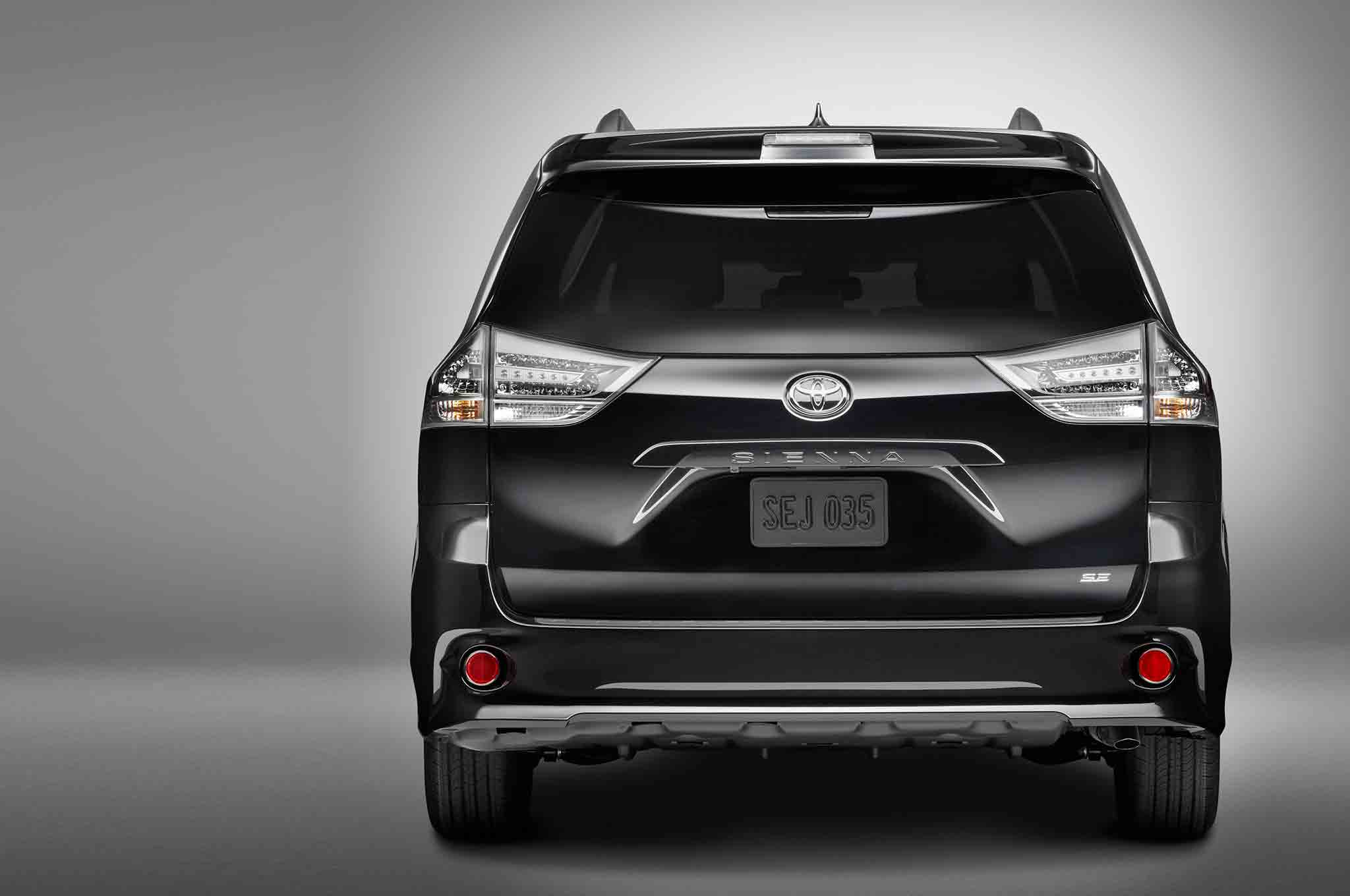 2018 toyota sienna quick take review