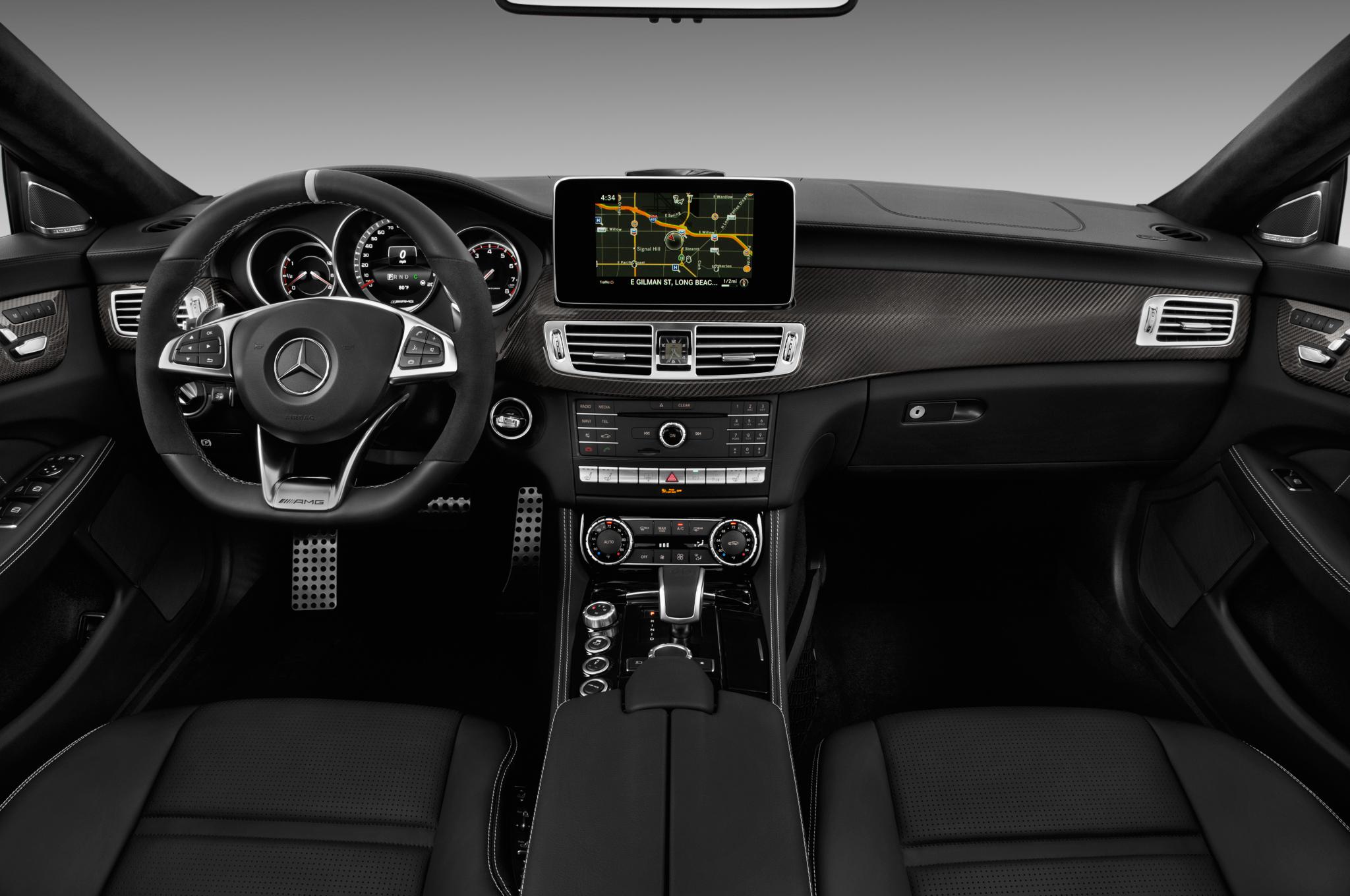 2019 Mercedes Benz Cls Class Spied With Light Camo Gorgeous Interior Automobile Magazine