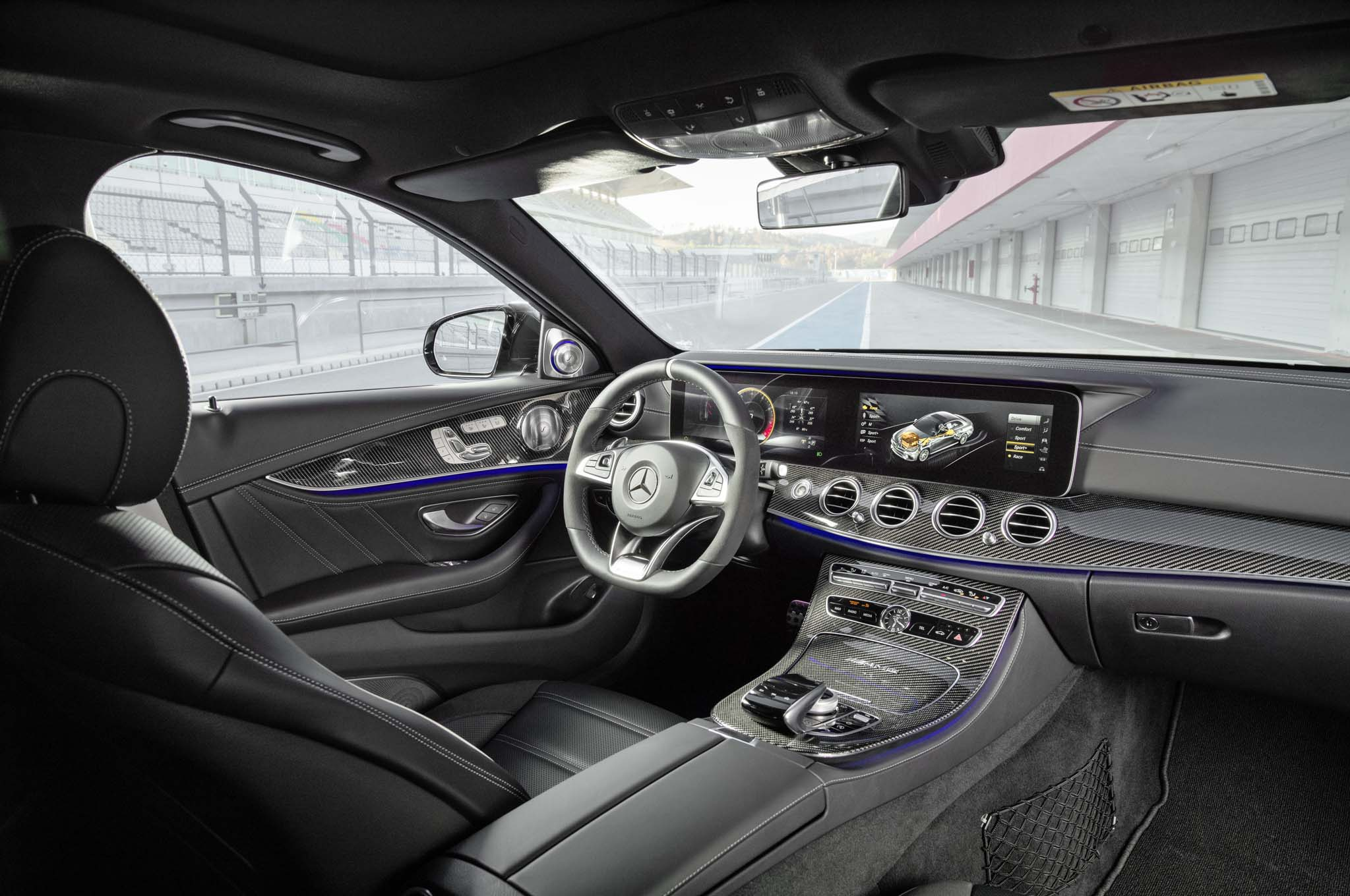 First Drive: 2018 Mercedes-AMG E63 S 4Matic+ | Automobile ...