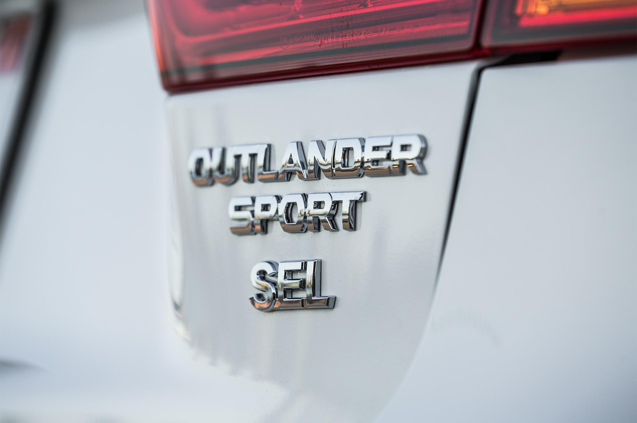 2018 Mitsubishi Outlander Sport 2 4 SEL AWC Quick Take
