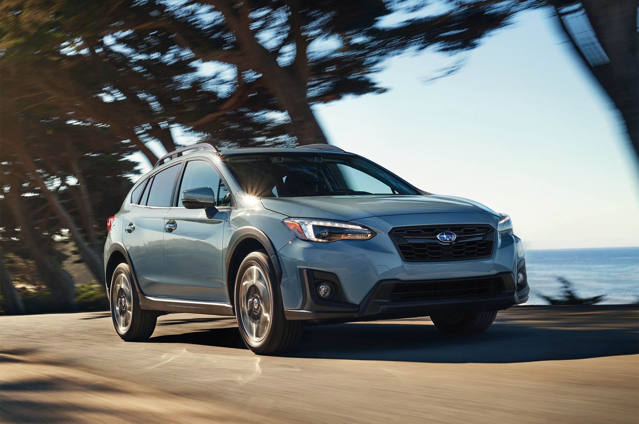 2018 Subaru Crosstrek 2 0i Limited One Week Review Automobile Magazine