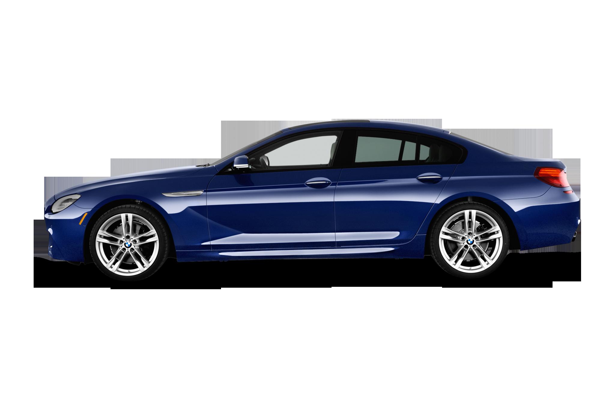 Bmw Series Gran Coupe I Sedan Side View