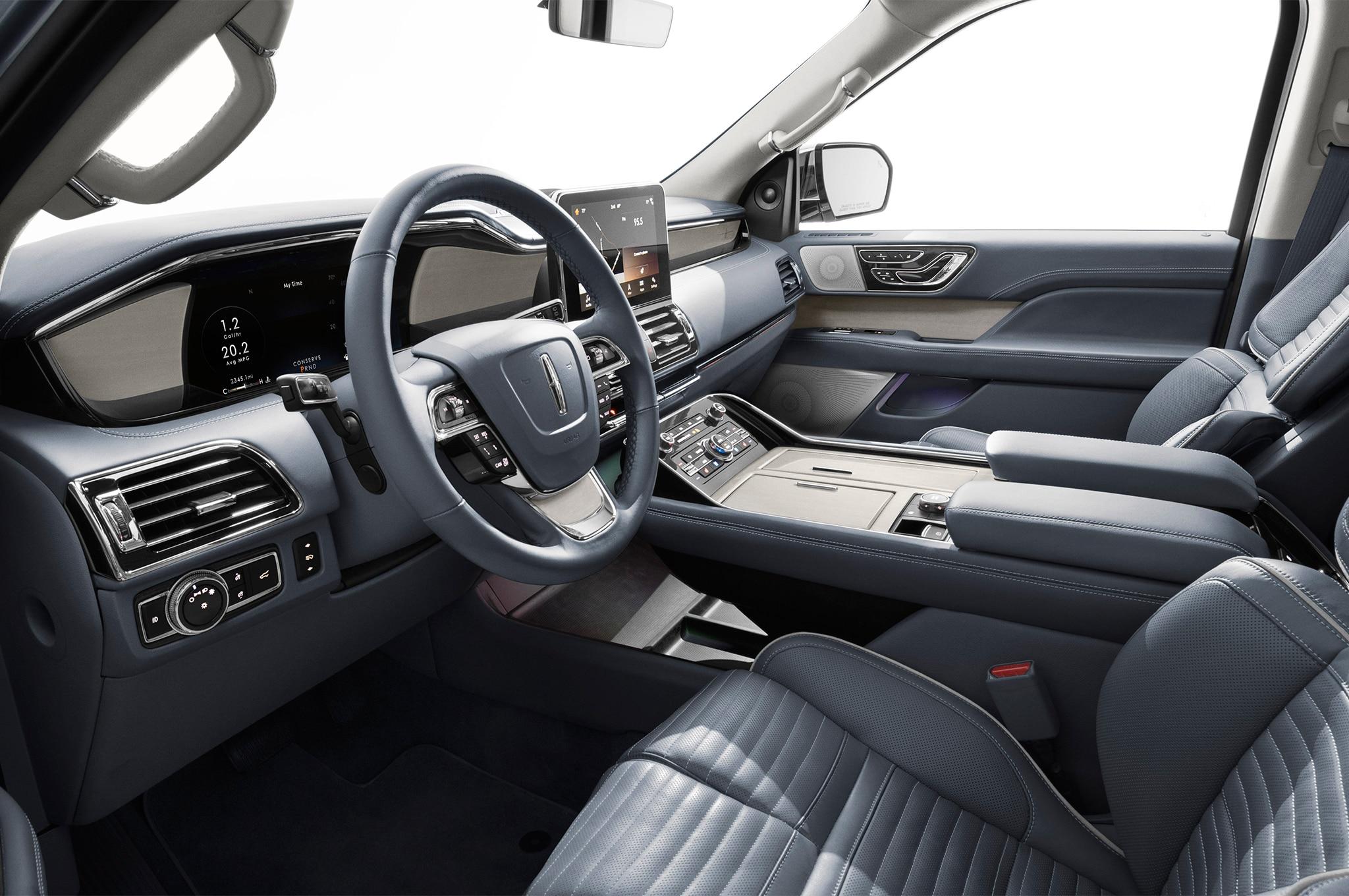 2018 Lincoln Navigator 4x4 Black Label Edition Quick Take ...