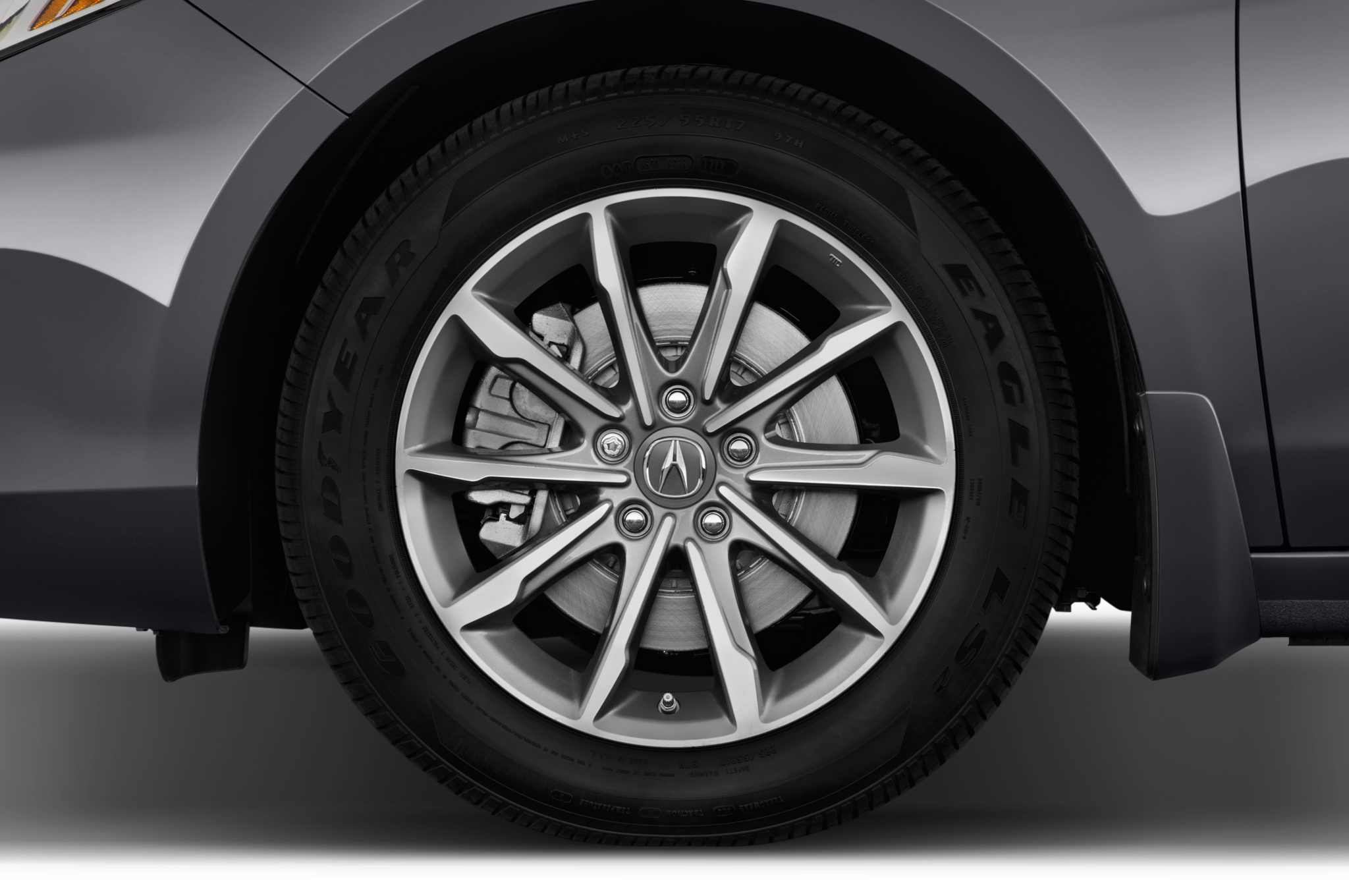 Five Details That Make The Acura TLX ASpec Automobile Magazine - Acura tl 2018 tires
