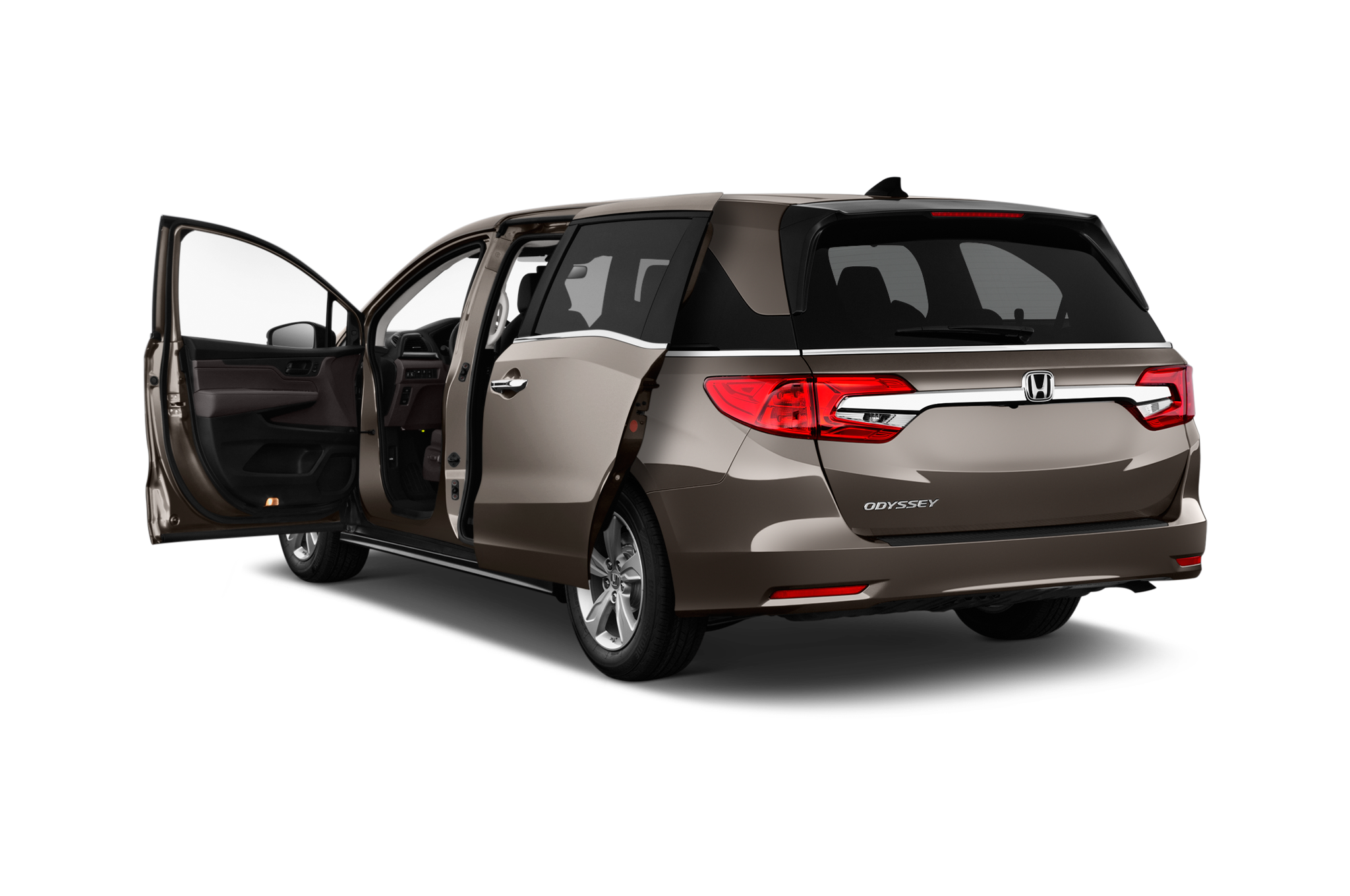 Honda Debuts All New 2018 Odyssey Minnie Van