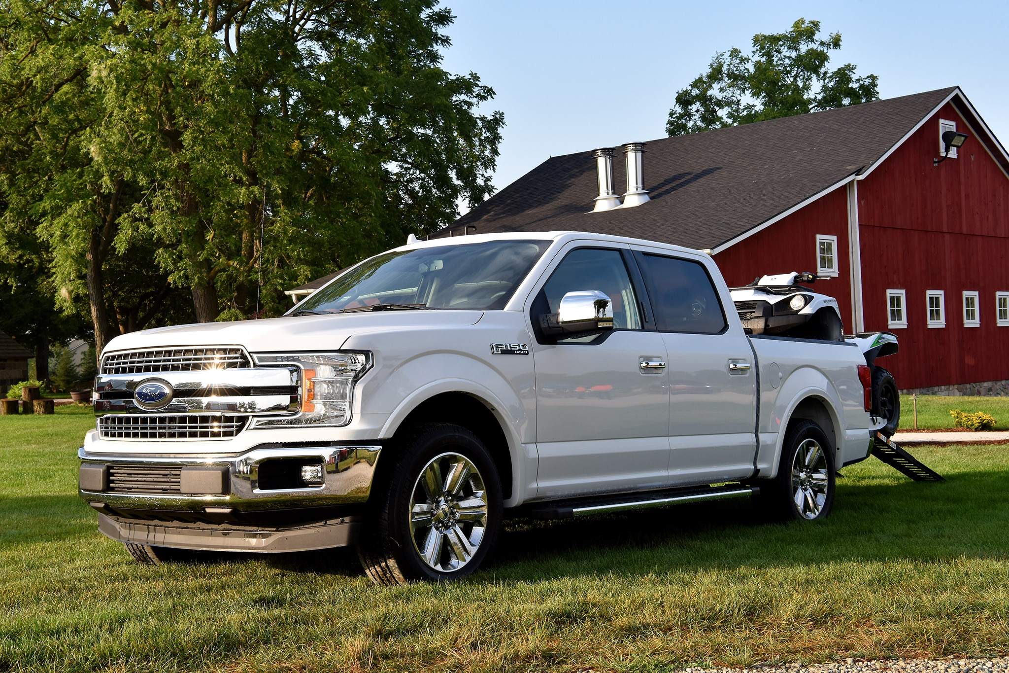 Ford Adds 3.0-liter Power Stroke Diesel to F-150 Lineup ...