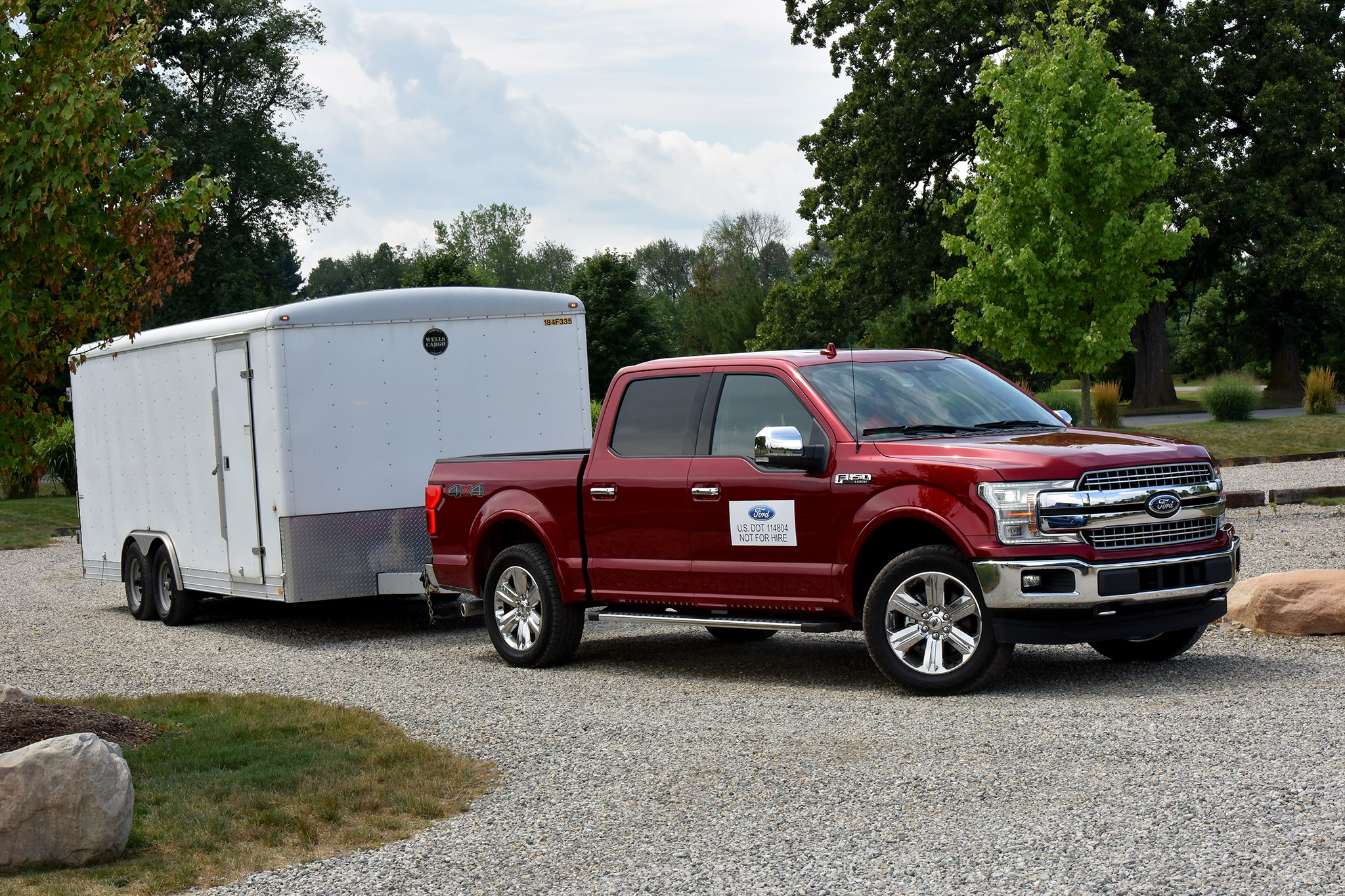 2018 Ford F 150 Refresh Offers Tougher Love Automobile Magazine