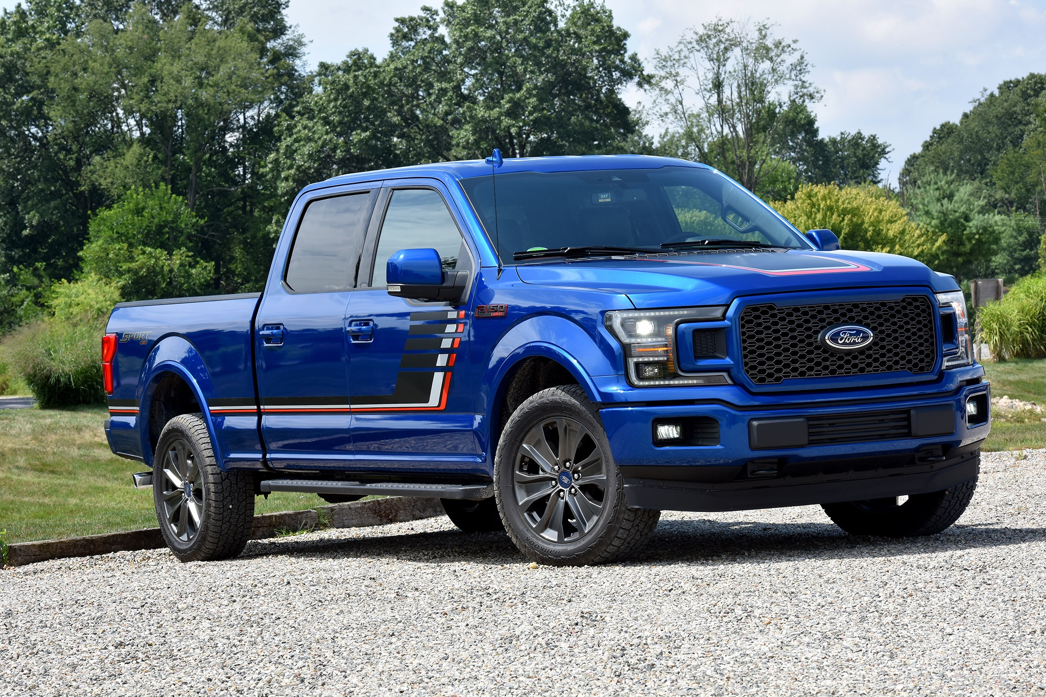 Ford Adds 3 0 liter Power Stroke Diesel to F 150 Lineup