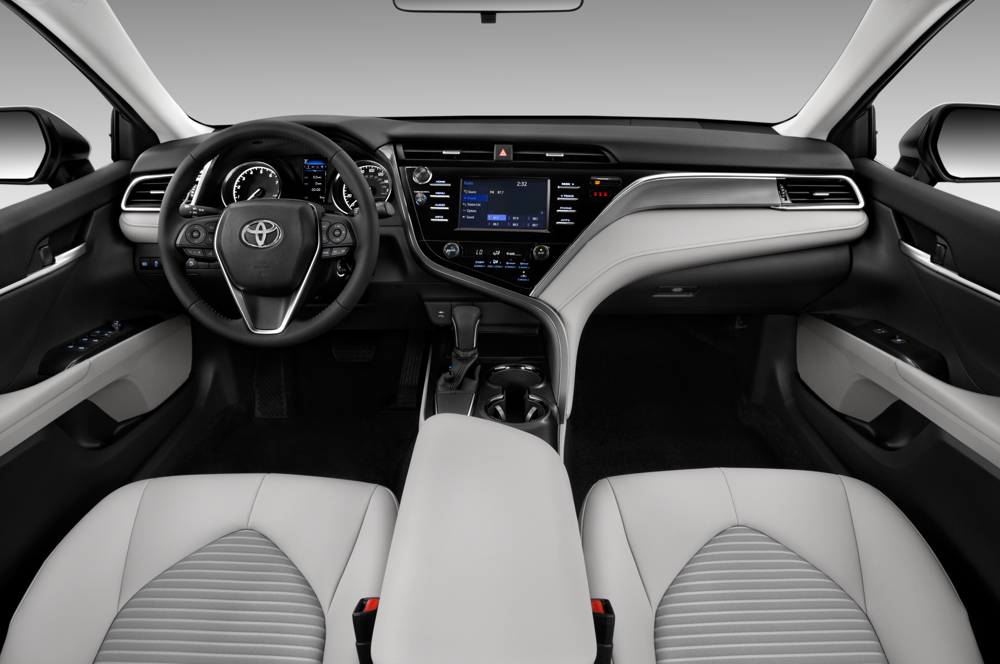 Sorry, Android Auto and Apple CarPlay: 2018 Toyota Camry ...