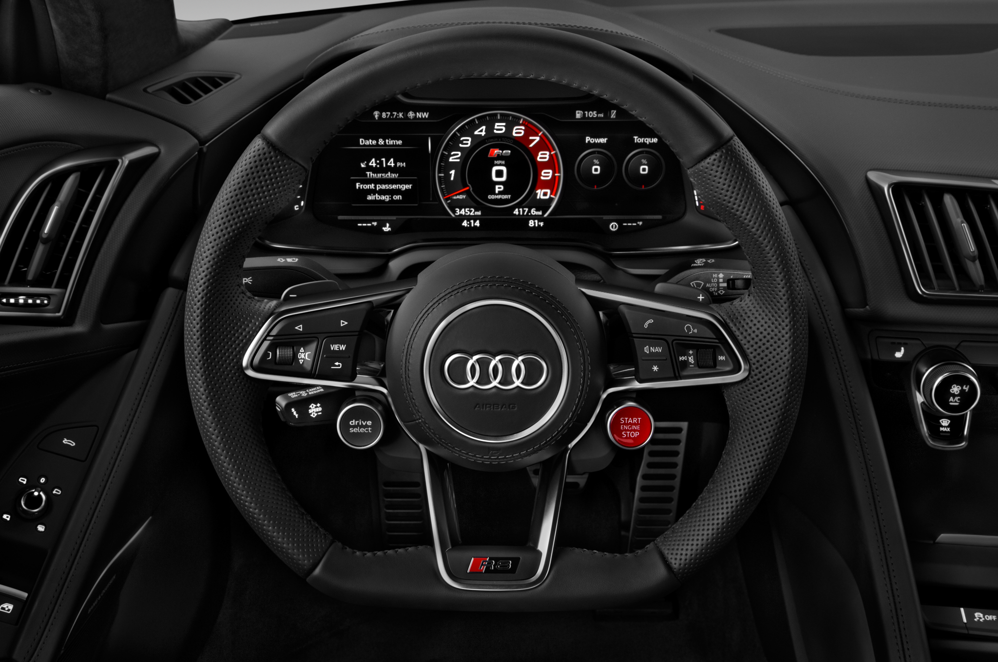 "Audi Debuts Limited Edition ""Star of Lucis"" R8 for Japan ..."