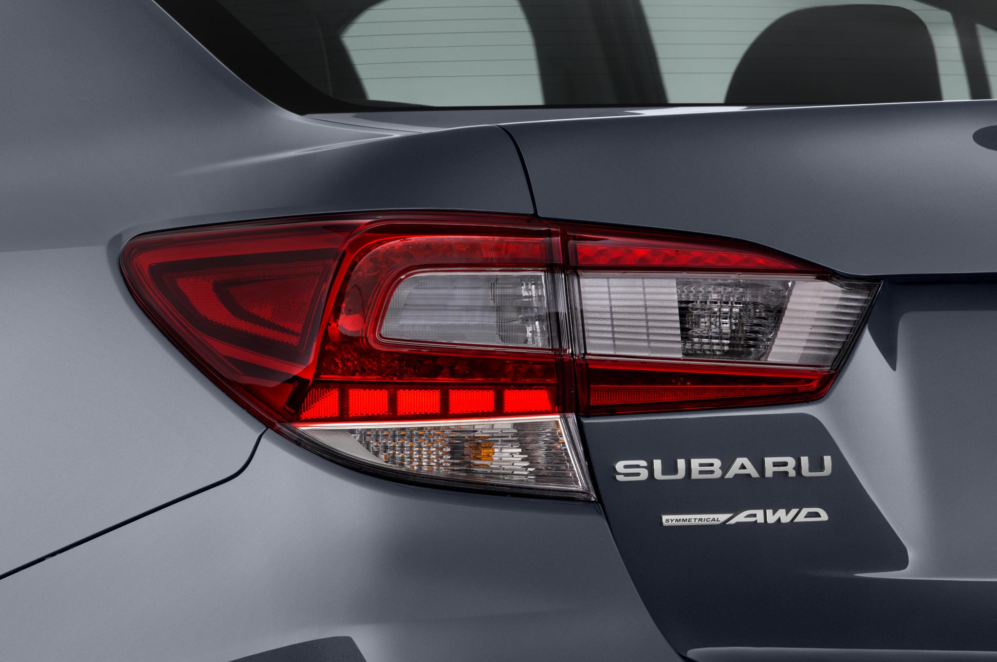 2017 Subaru Impreza Hatchback Spied with Sportier Design