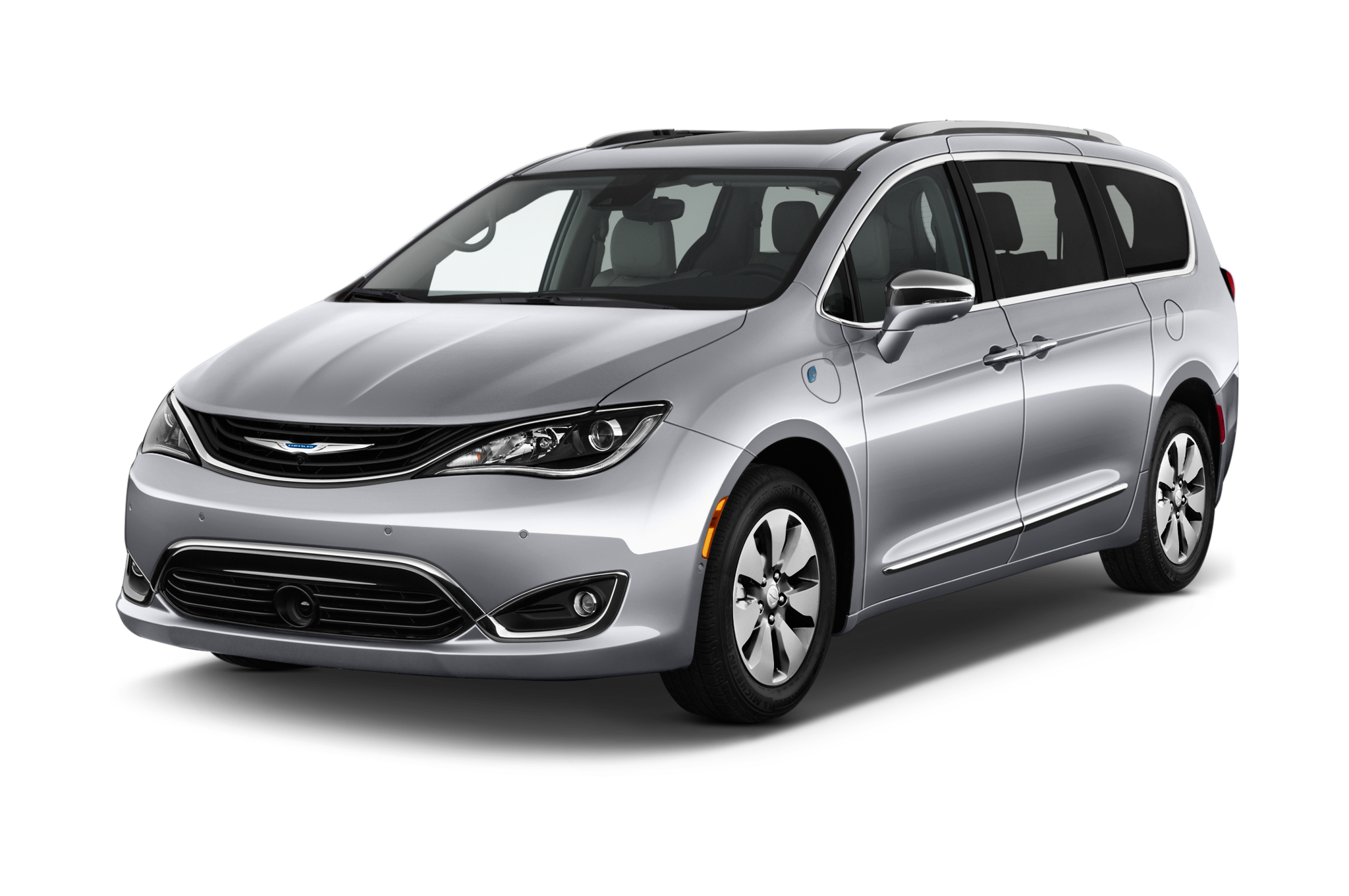 2017 Chrysler Pacifica Plug-in