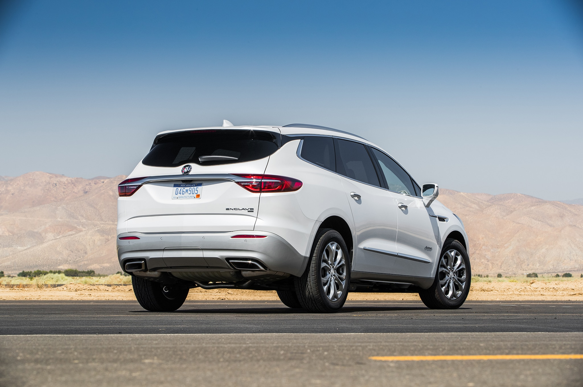 2018 Buick Enclave Avenir Aims To Elevate The Brand