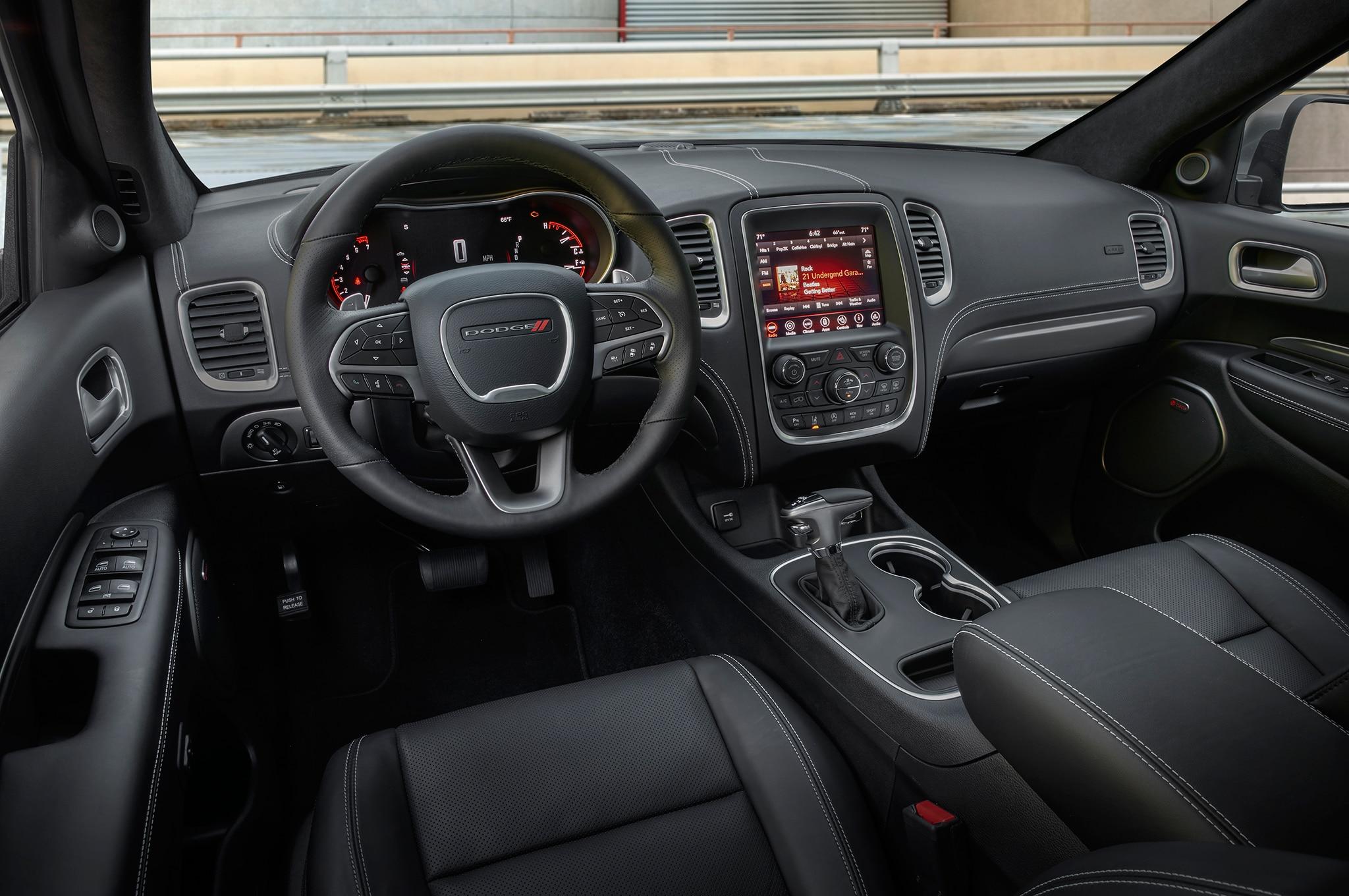 2017 Dodge Charger Msrp >> 2018 Dodge Durango R/T and SRT Gets Stripes and More Mopar ...