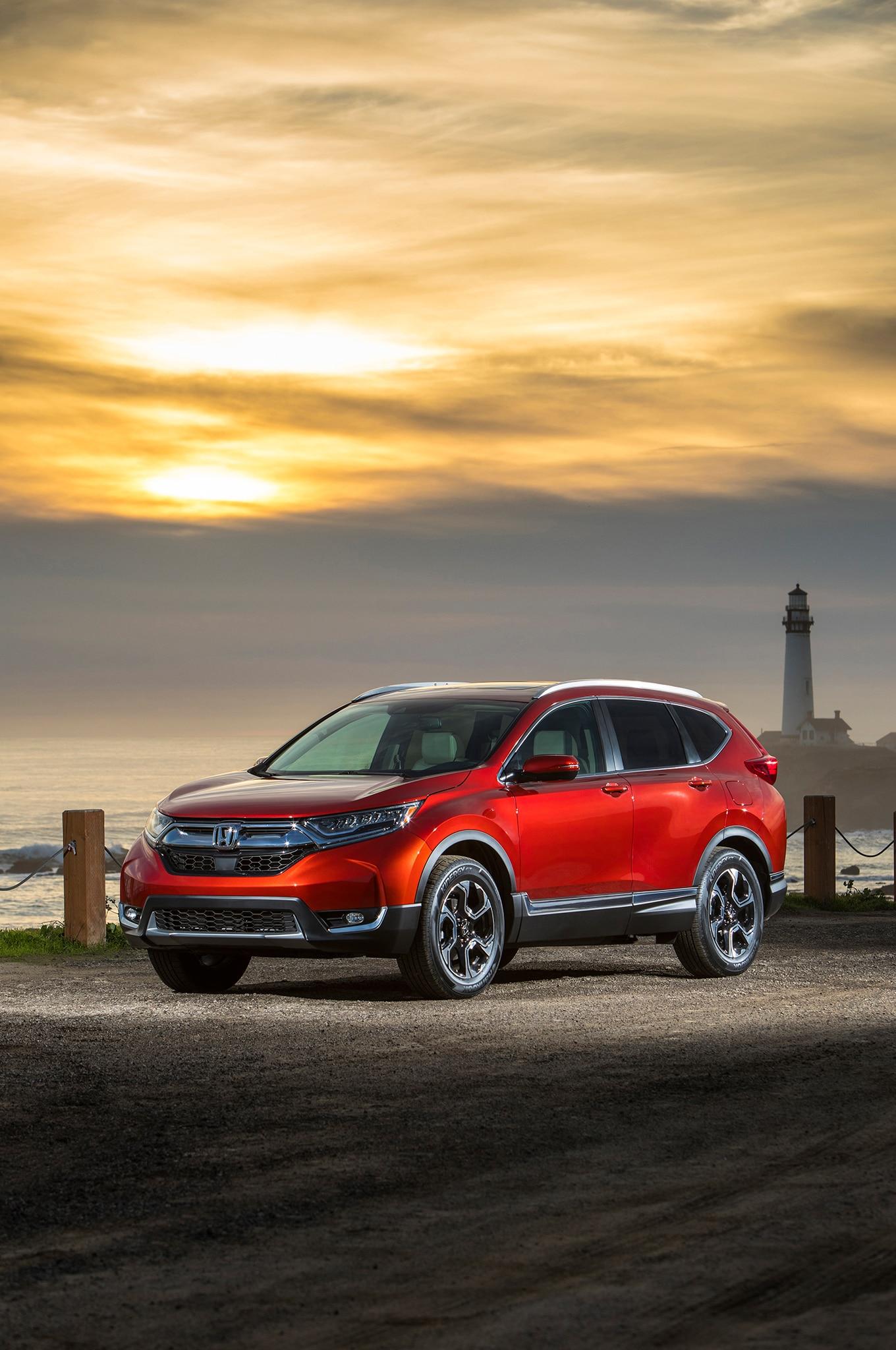 2018 Honda CR-V Price Goes Up Slightly   Automobile Magazine
