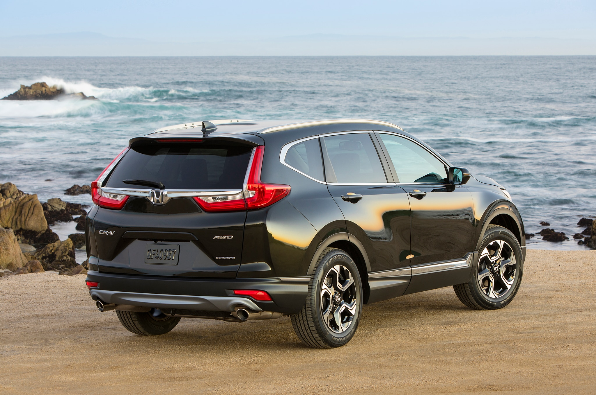 Honda Cr V Hybrid Prototype Coming To 2017 Frankfurt Motor