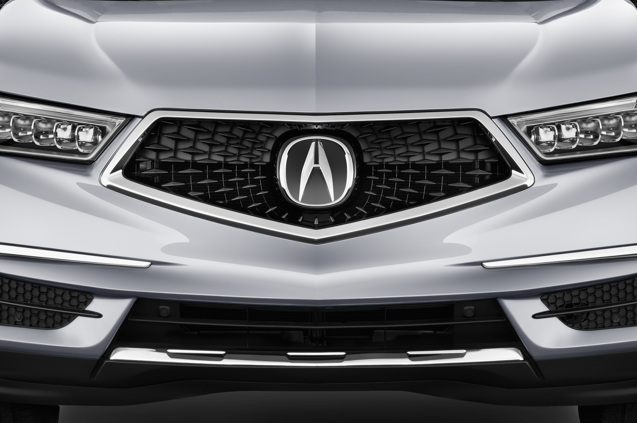 BTW Acura MDX SUV With FWD Starts At ICYMI Automobile - 2018 acura tsx grille
