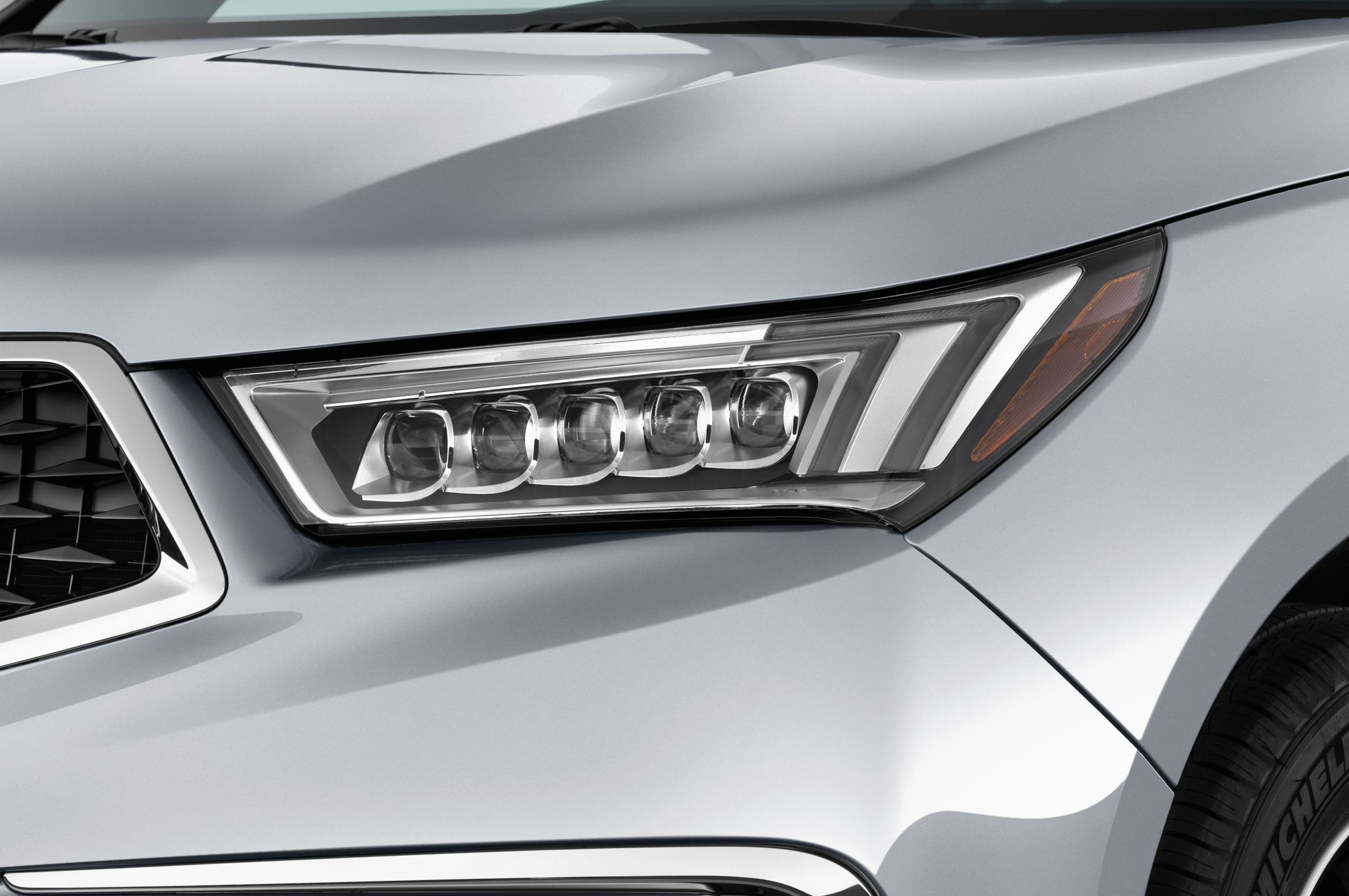 BTW Acura MDX SUV With FWD Starts At ICYMI Automobile - 2018 acura tsx headlights