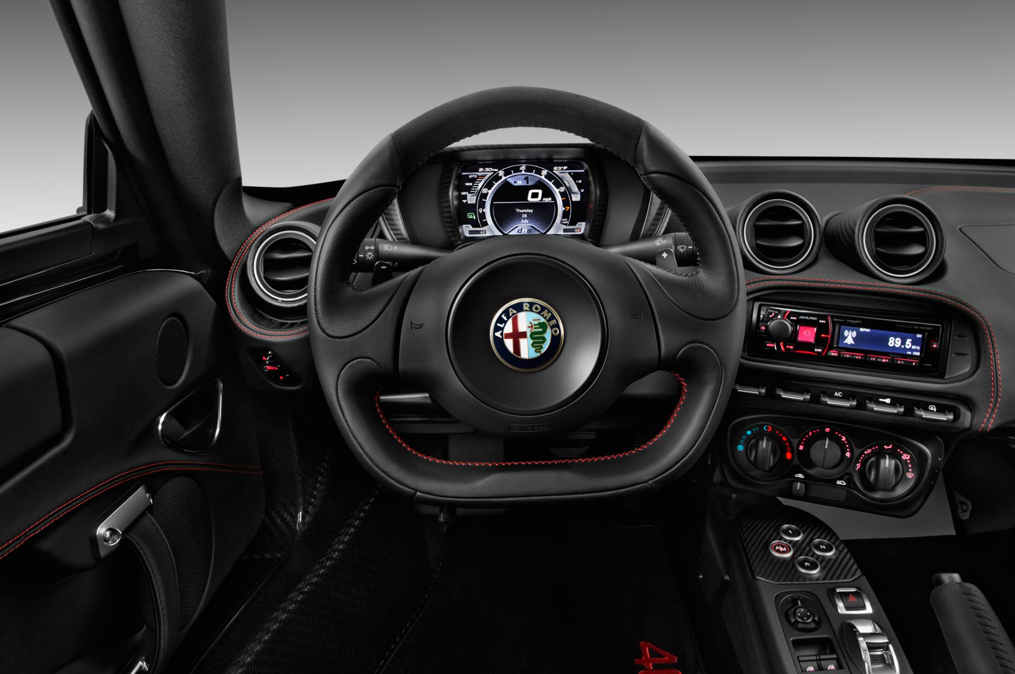 Alfa Romeo 4C >> Updated Alfa Romeo 4c Arrives In 2019 Automobile Magazine