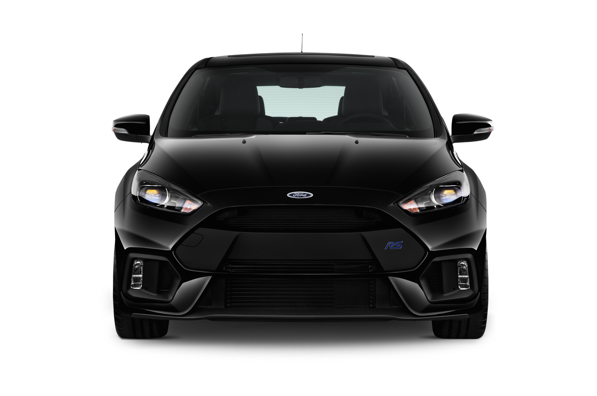 limited edition  ford focus rs marks      automobile magazine