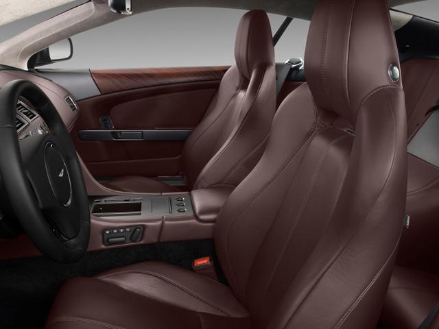 2009 Aston Martin Db9 Coupe Aston Martin Luxury Coupe Review