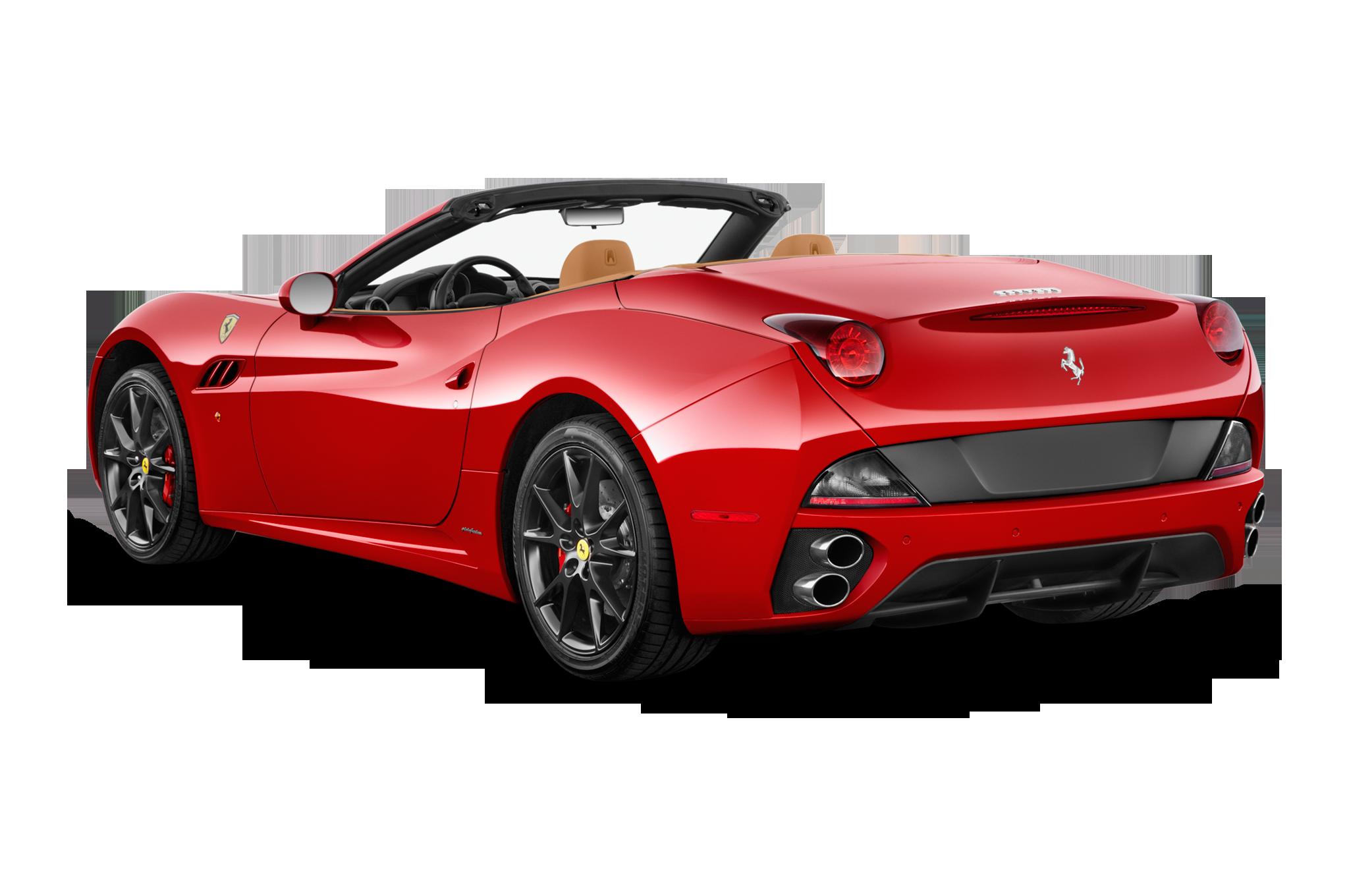 2009 Ferrari California - Ferrari Sport Coupe Review ...