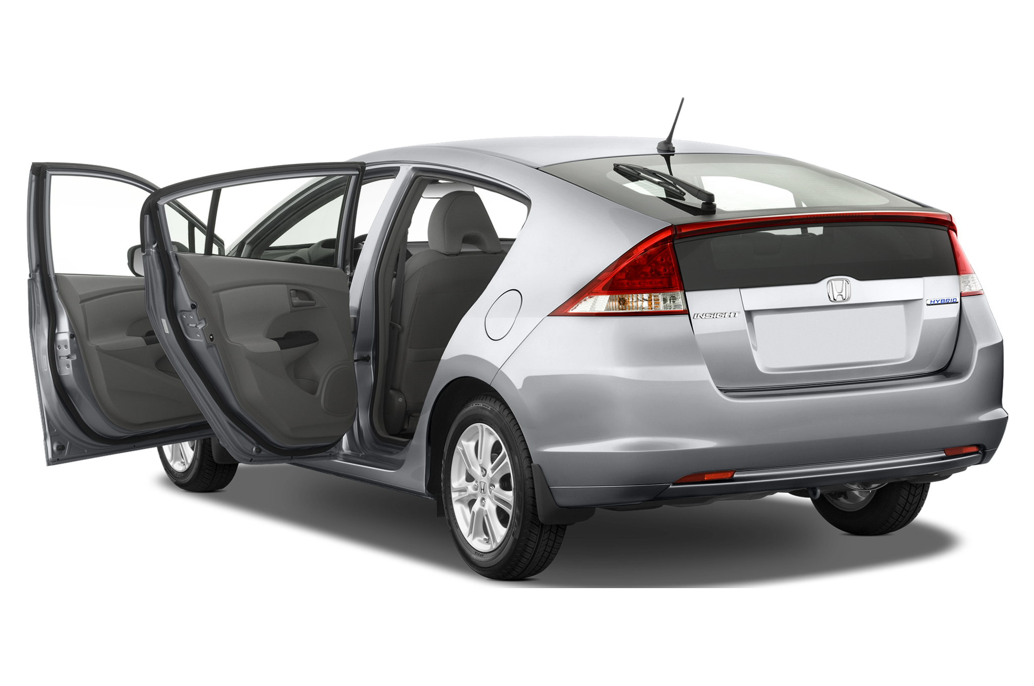 first 2019 honda insight rolls out of indiana automobile. Black Bedroom Furniture Sets. Home Design Ideas