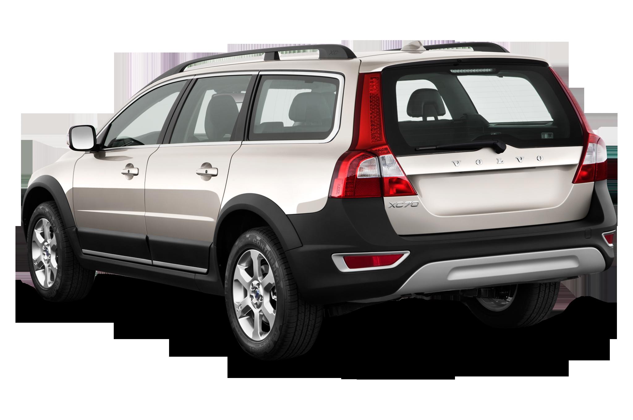 2011 volvo xc70 3.2 fwd auto wagon angular rear - 2011 Volvo Xc70 3 2