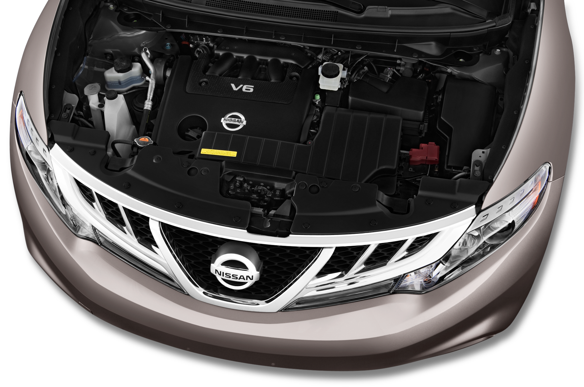 2012 Nissan Murano Le Awd Editors Notebook Automobile